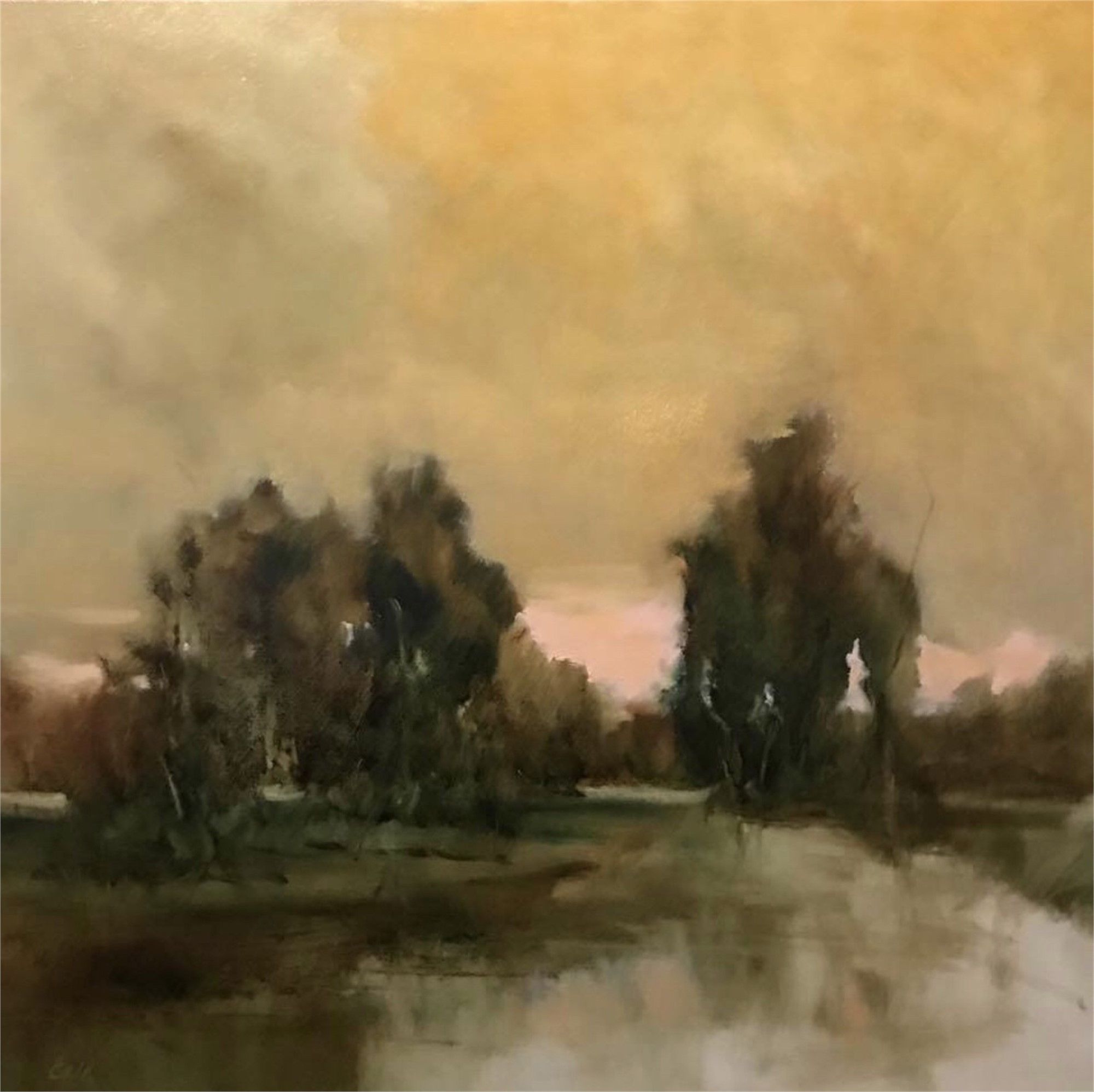 Placid Waters by James Calk