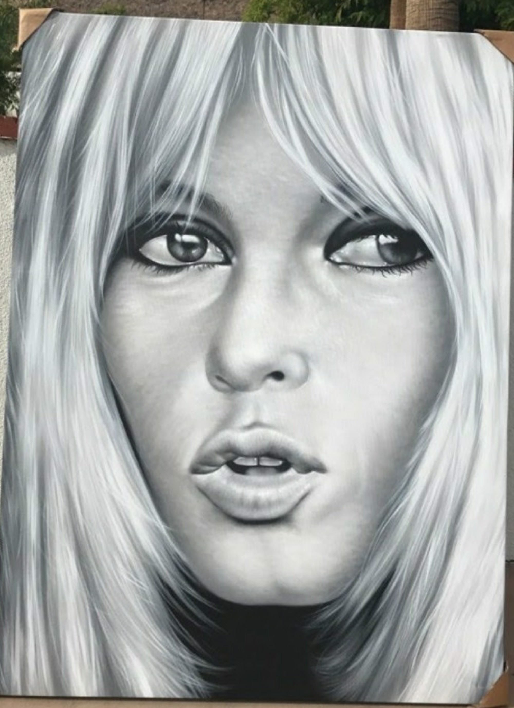 Celebrity Series Brigite Bardot by Ismed Rizal