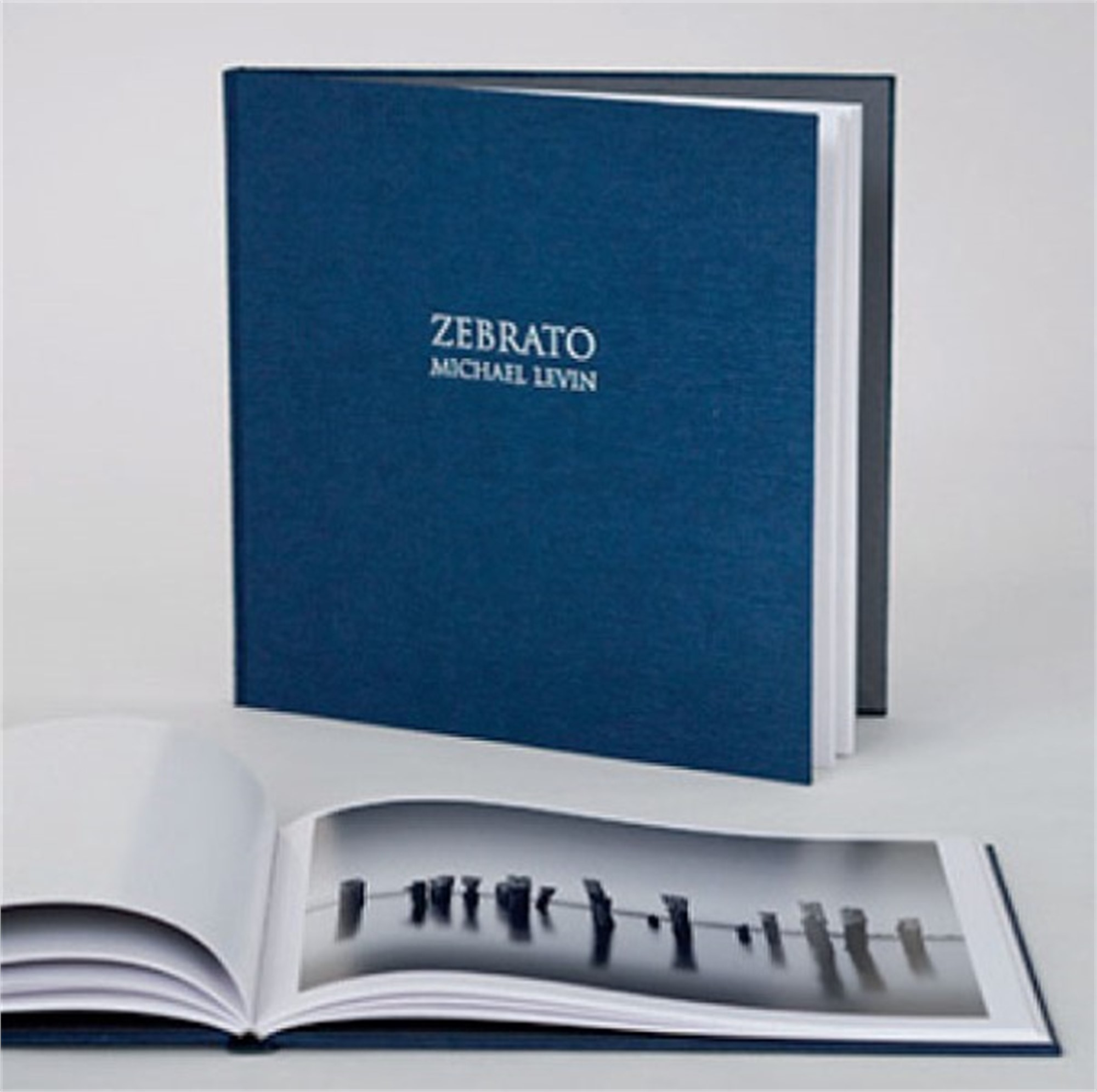 Zebrato - Deluxe Edition Book by Michael Levin