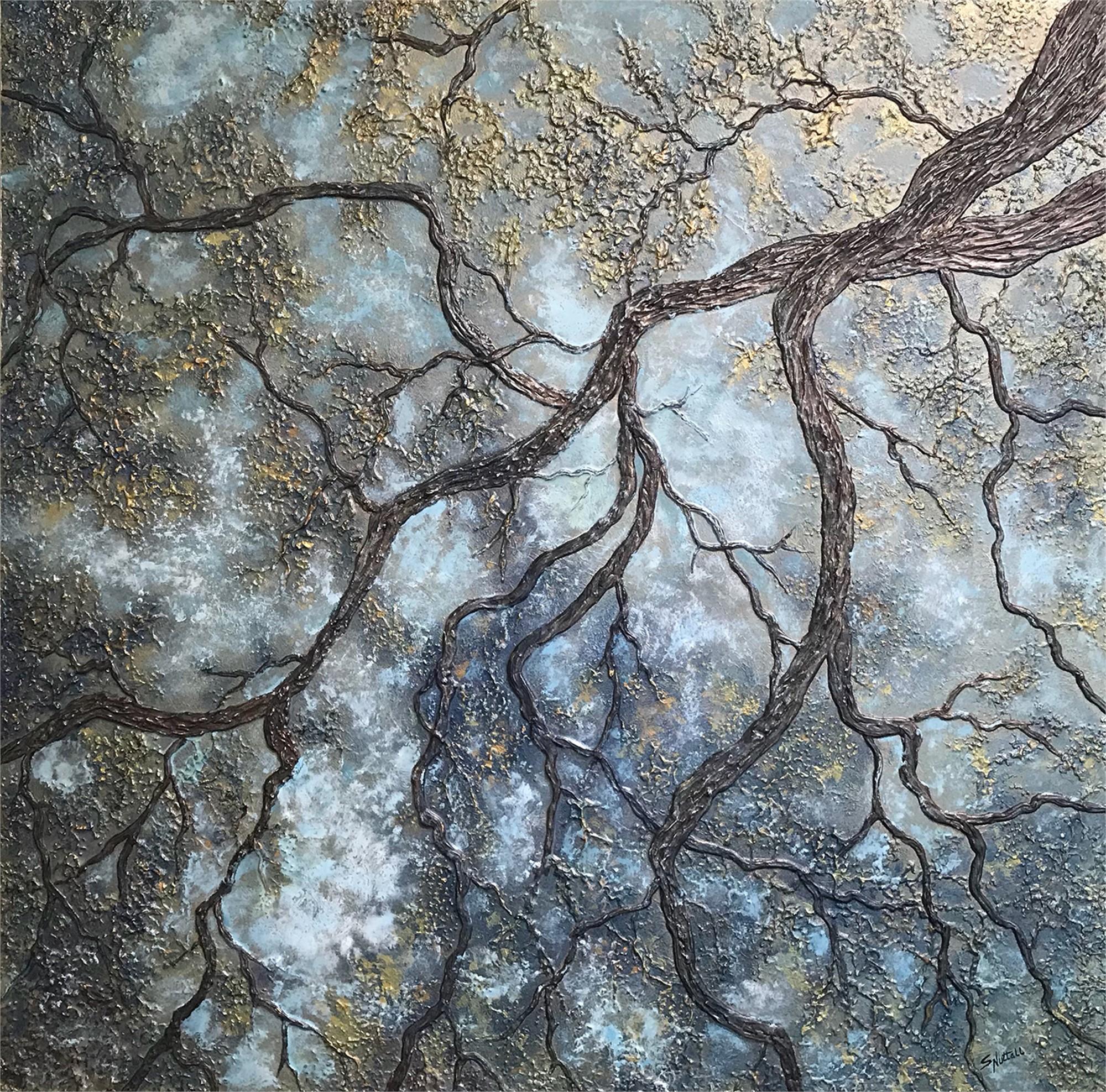 Angel Oak Tree Lace by Susan Nuttall