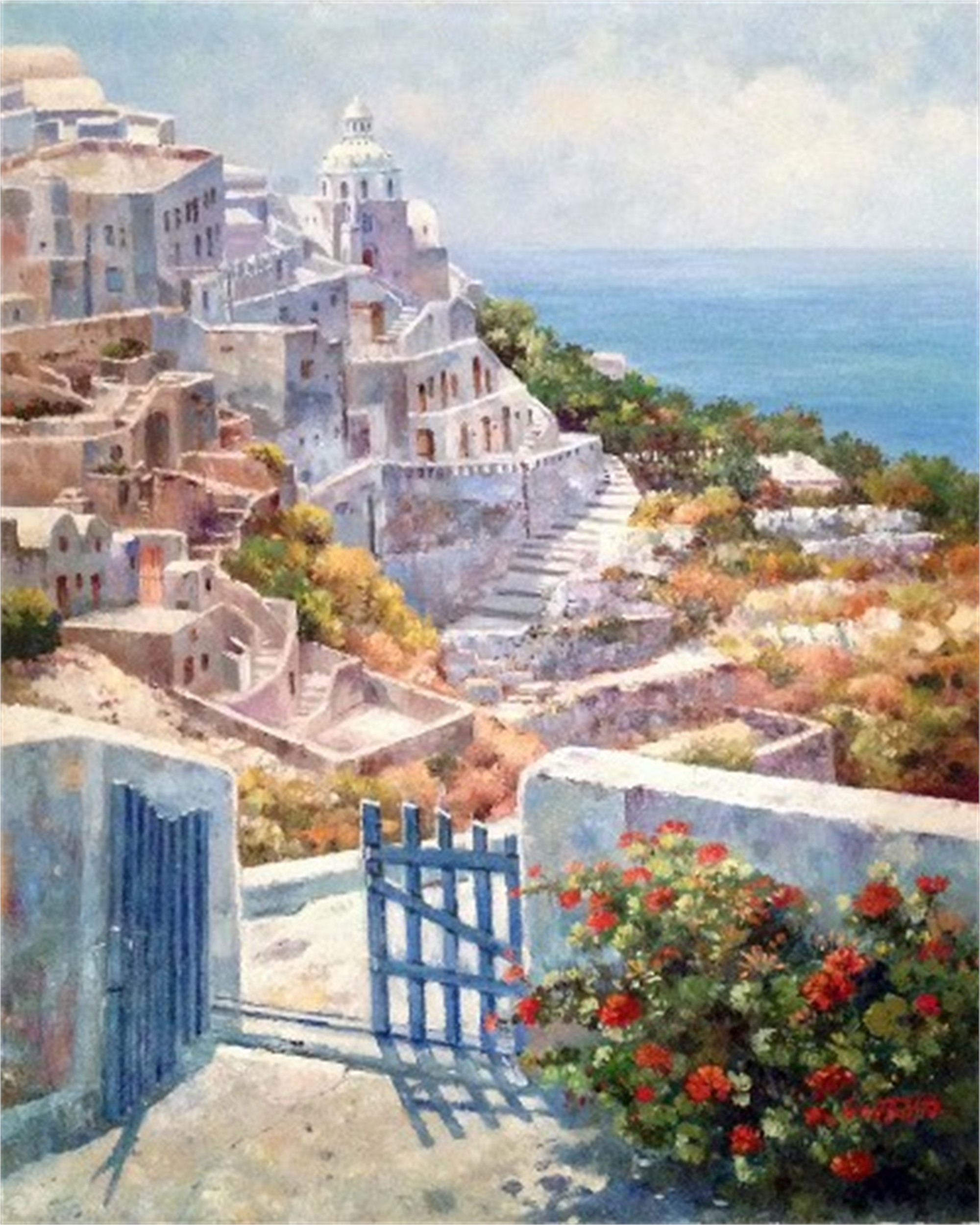 GREEK ROMANCE by GANTNER