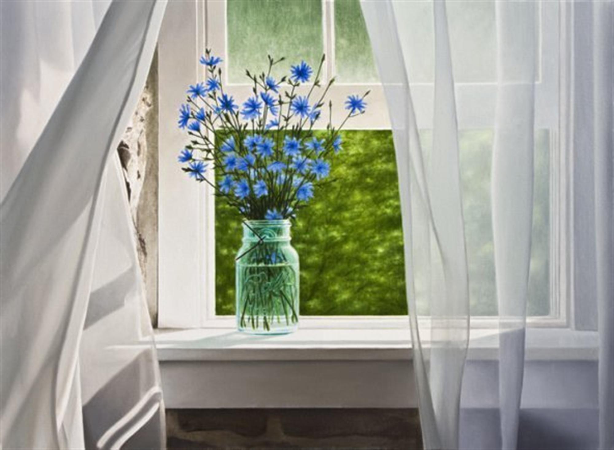 Summer Wind by Alexander Volkov