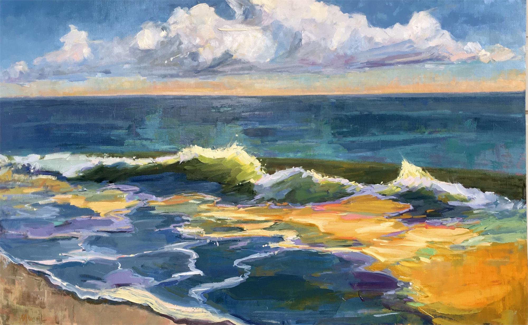 Sail, Sail Away by Marissa Vogl