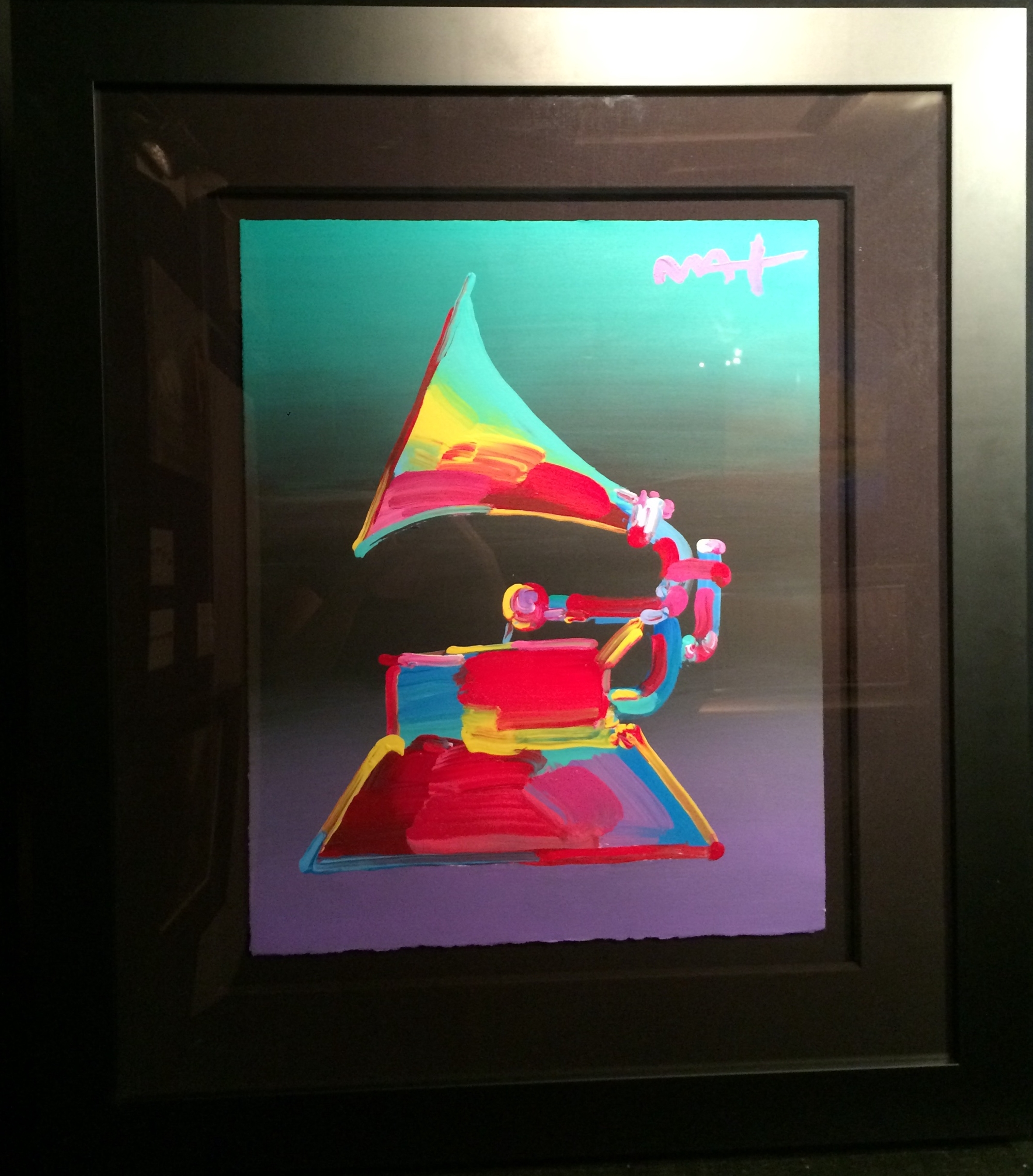Grammy '89 by Peter Max