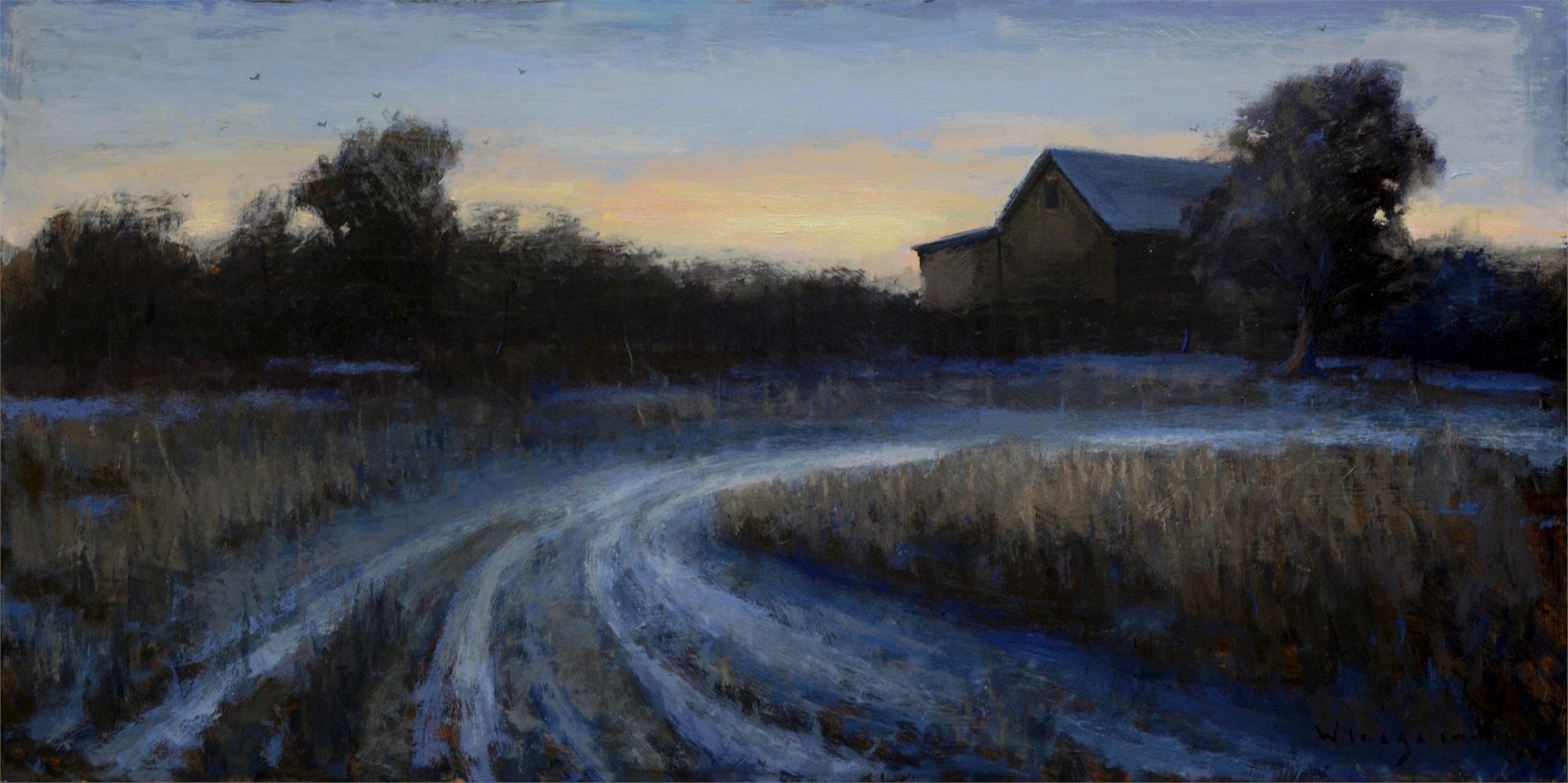 Old Road by Seth Winegar