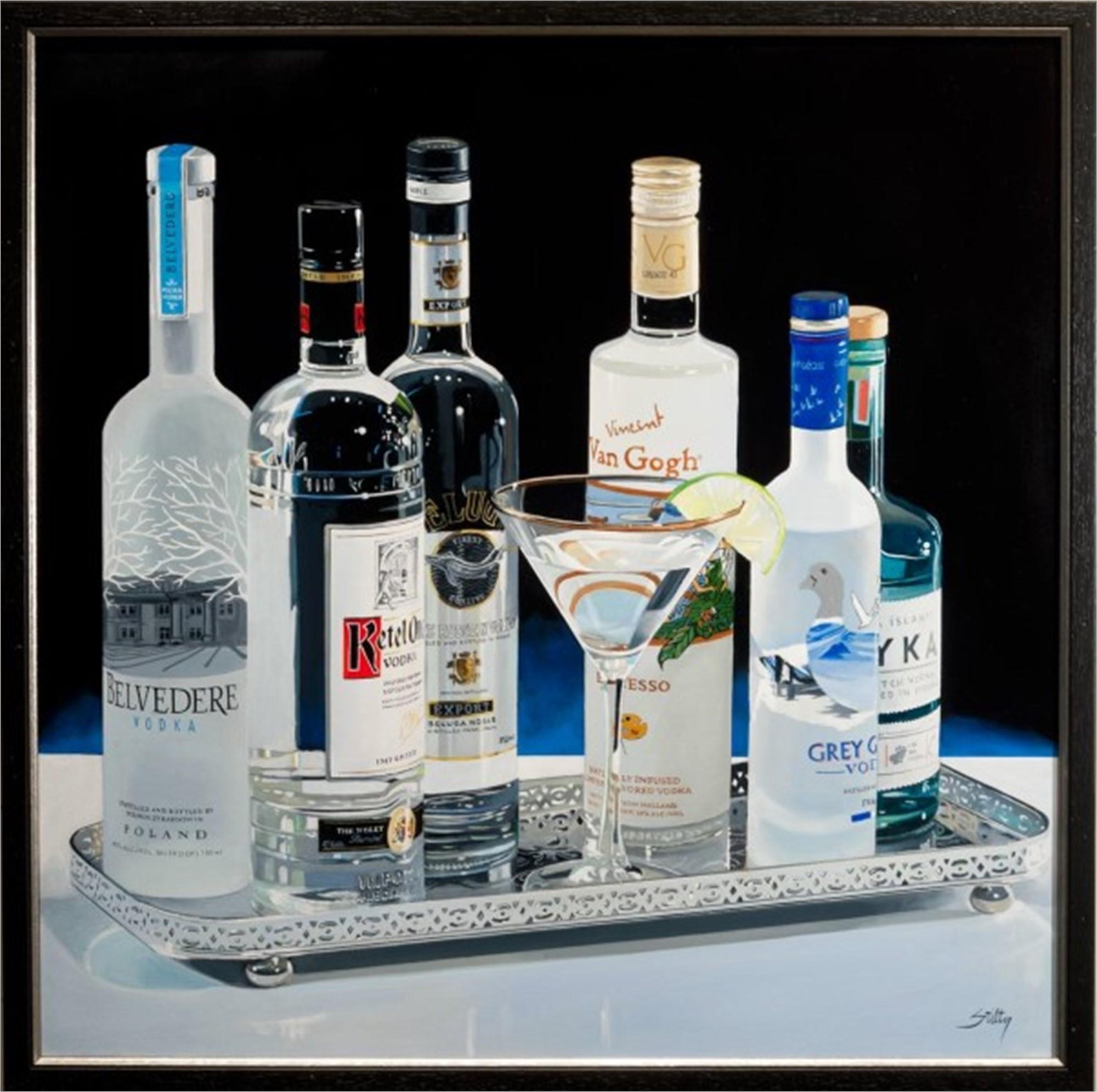 World of Vodka by Tom Stiltz