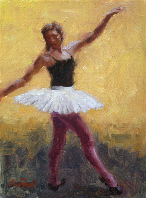 Croise' Devant by Sue Foell, OPA