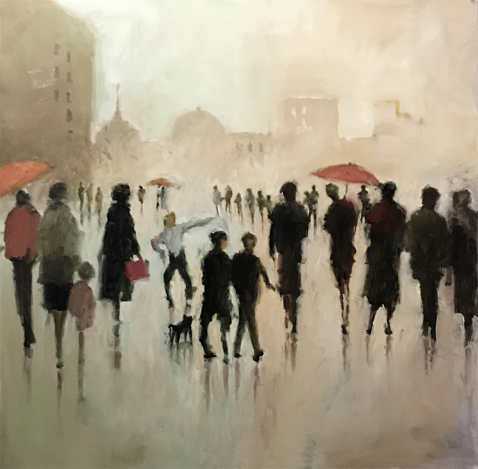 Weekend in the City by Betsy Havens