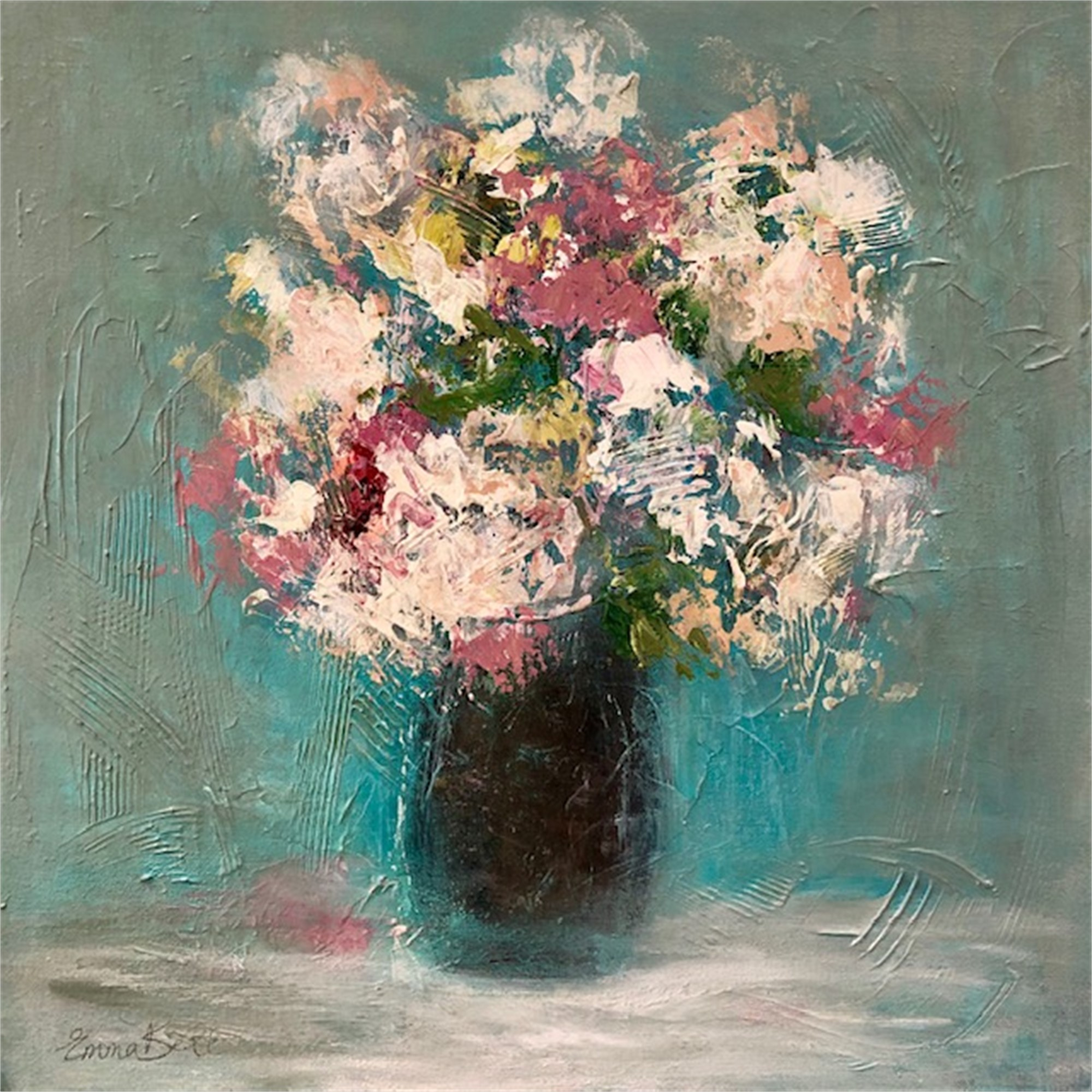 Floral Bouquet by Emma Bell