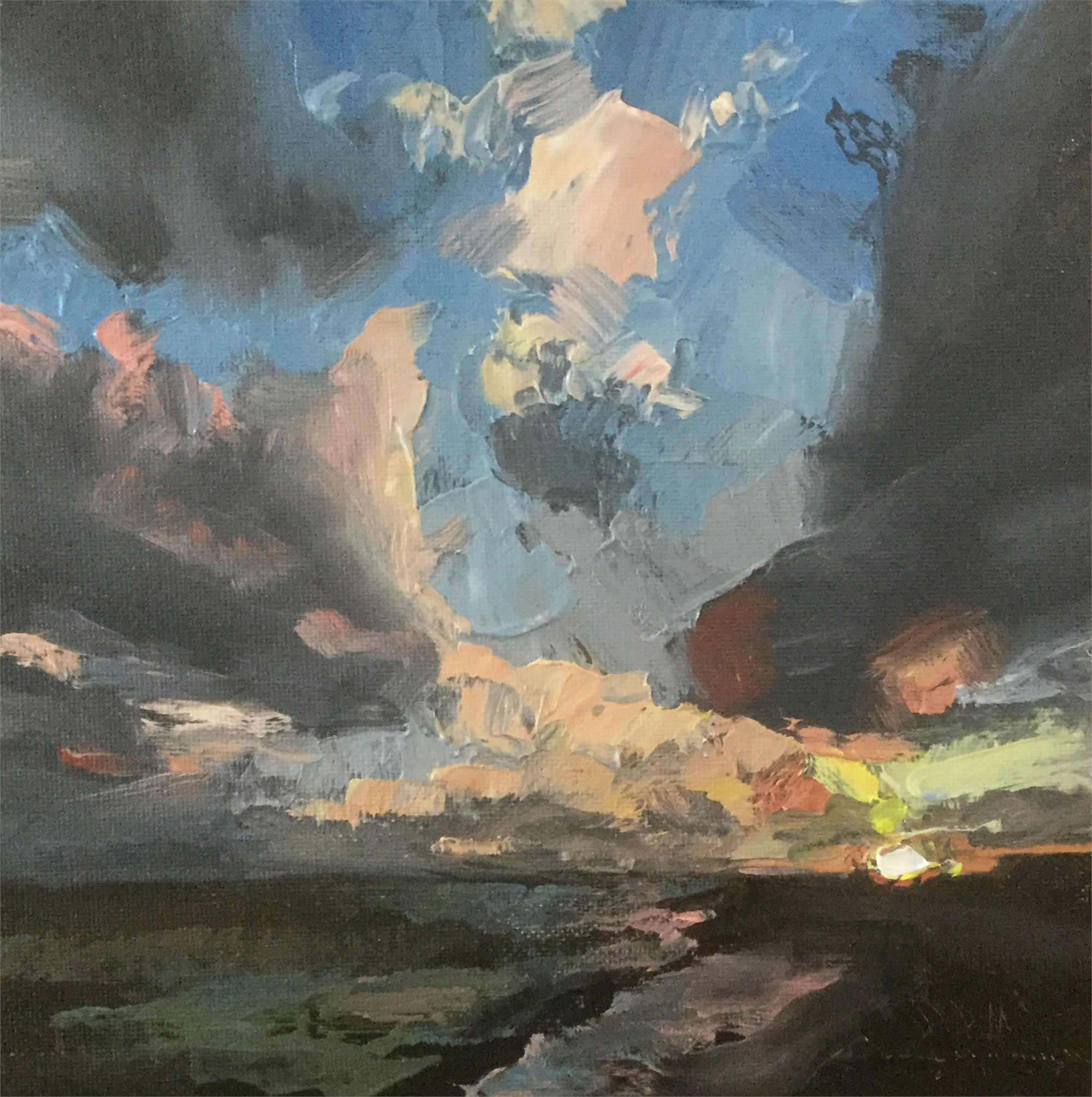 Sanibel Sunset 5 by C.W. Mundy