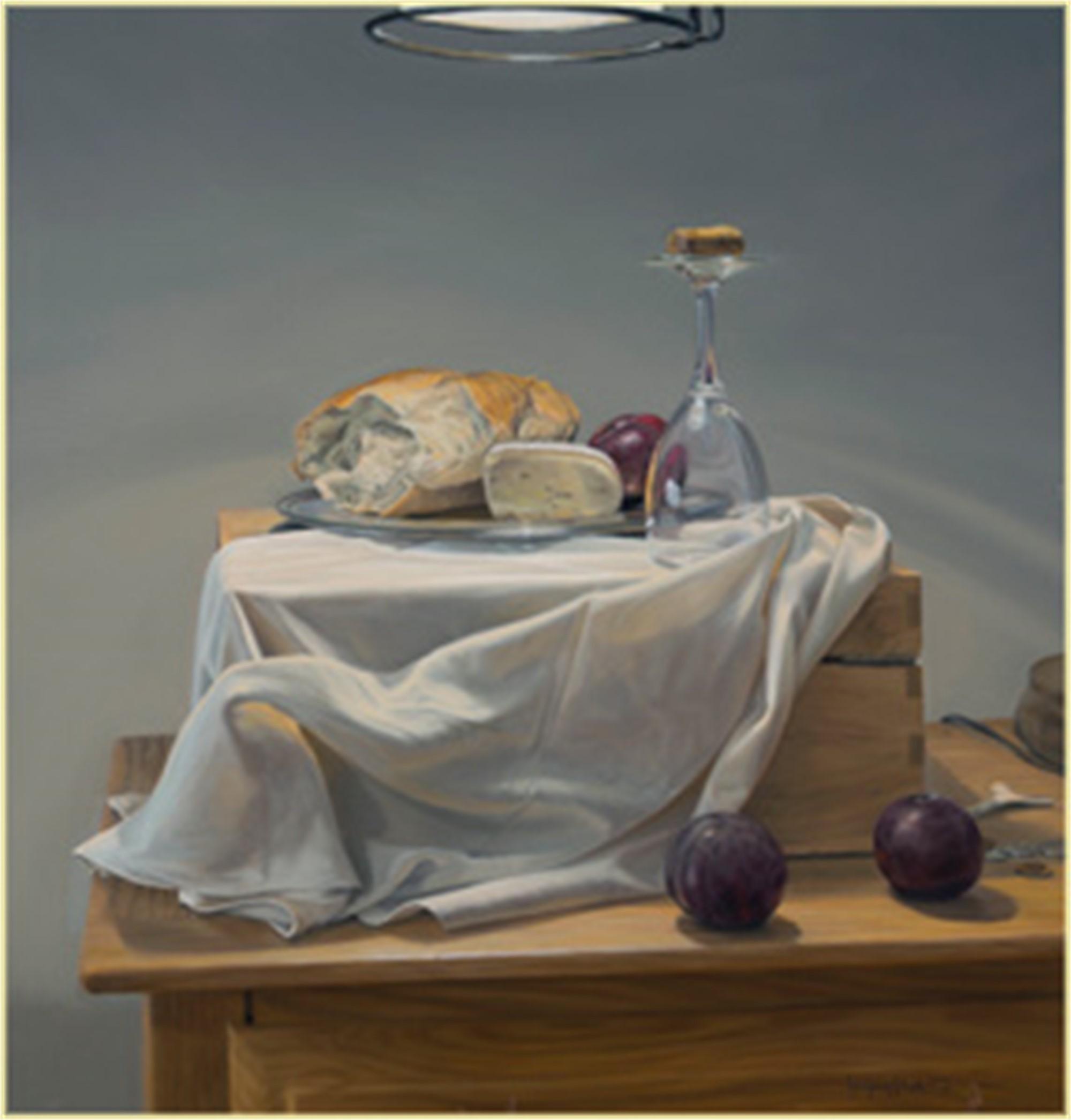 Pieta by Gregory Block