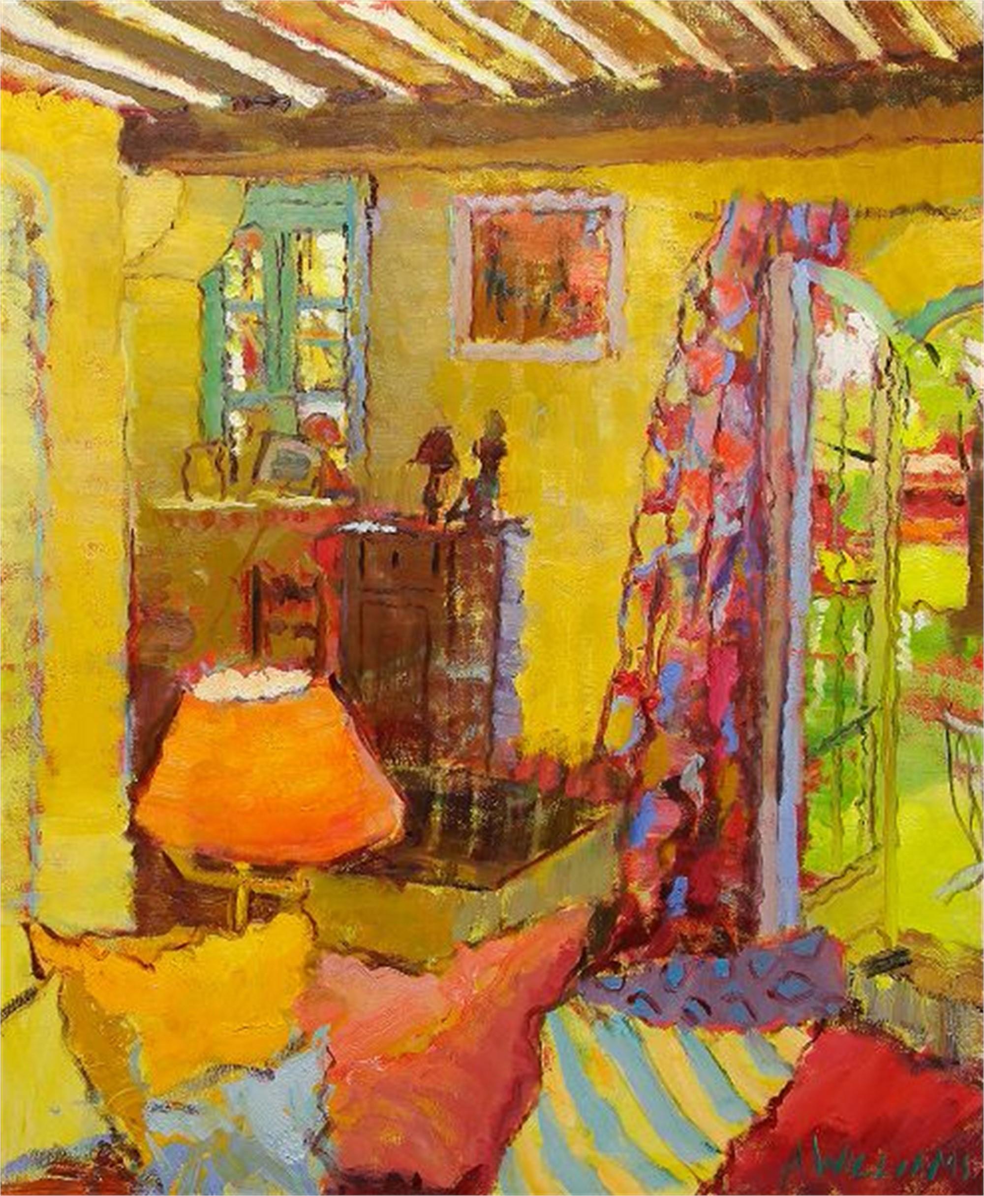 Salon De Mes Amis by Alice Williams