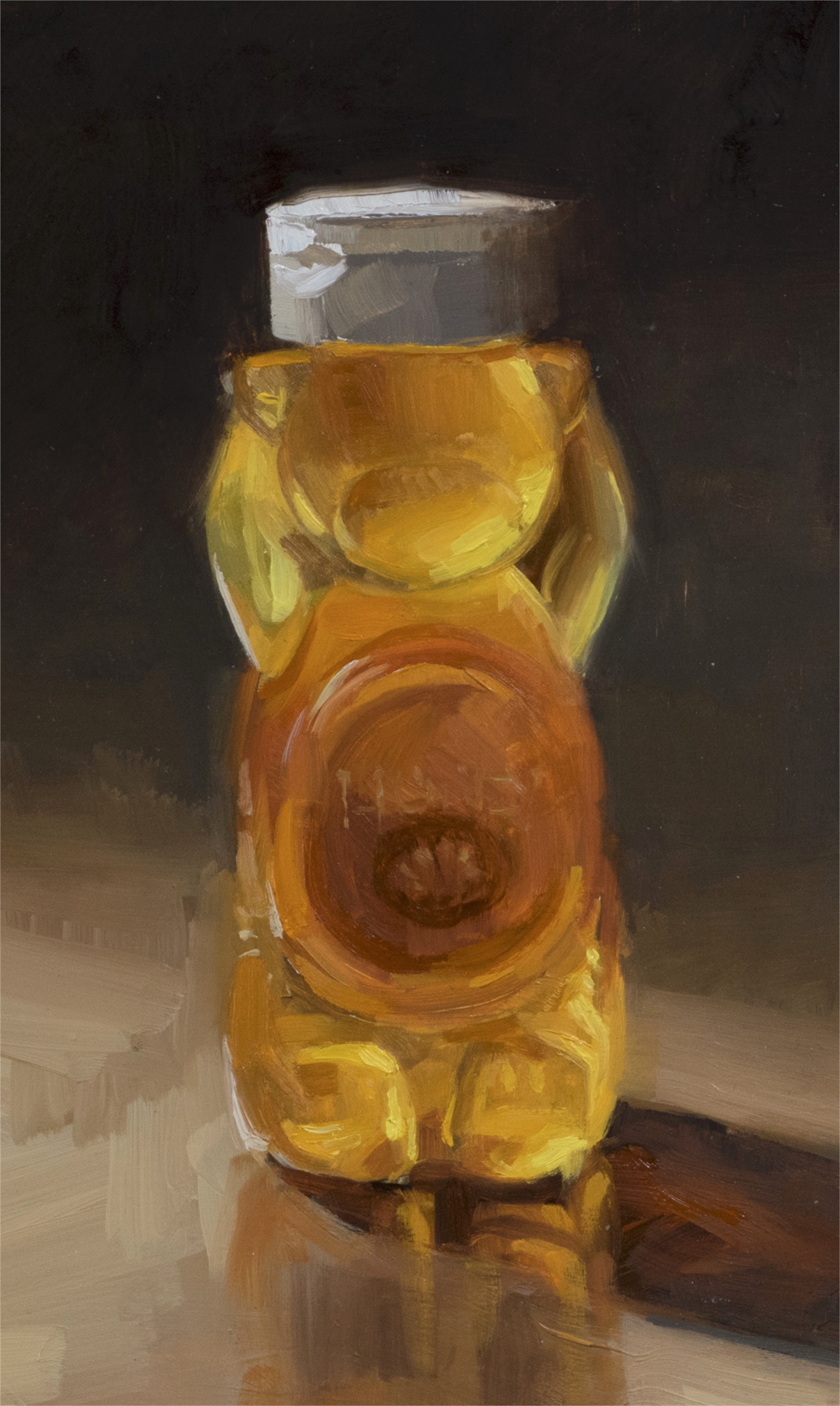 Honey Bear by Robin Cole