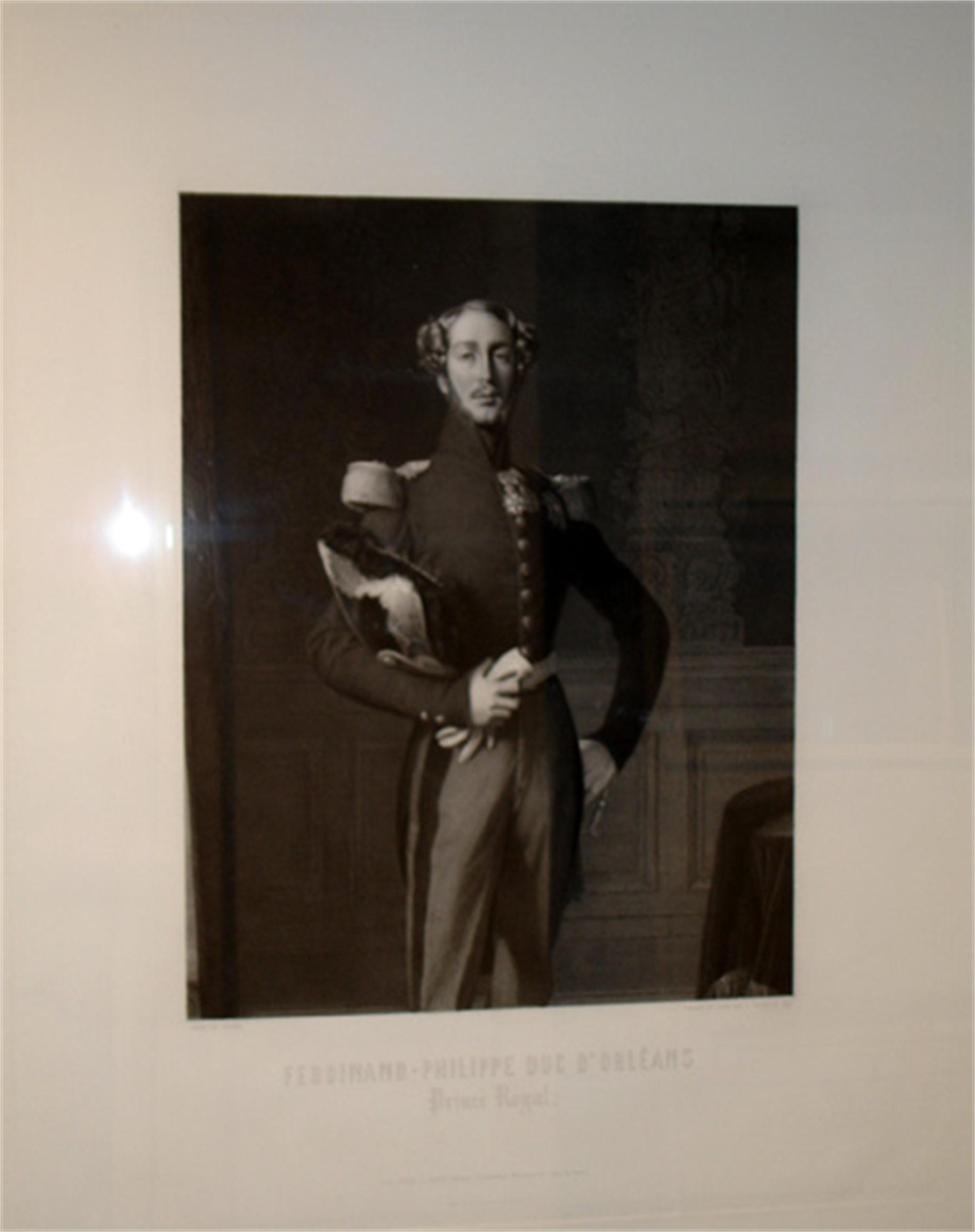 FERDINAND PHILLIPPE, DUC D'ORLEANS