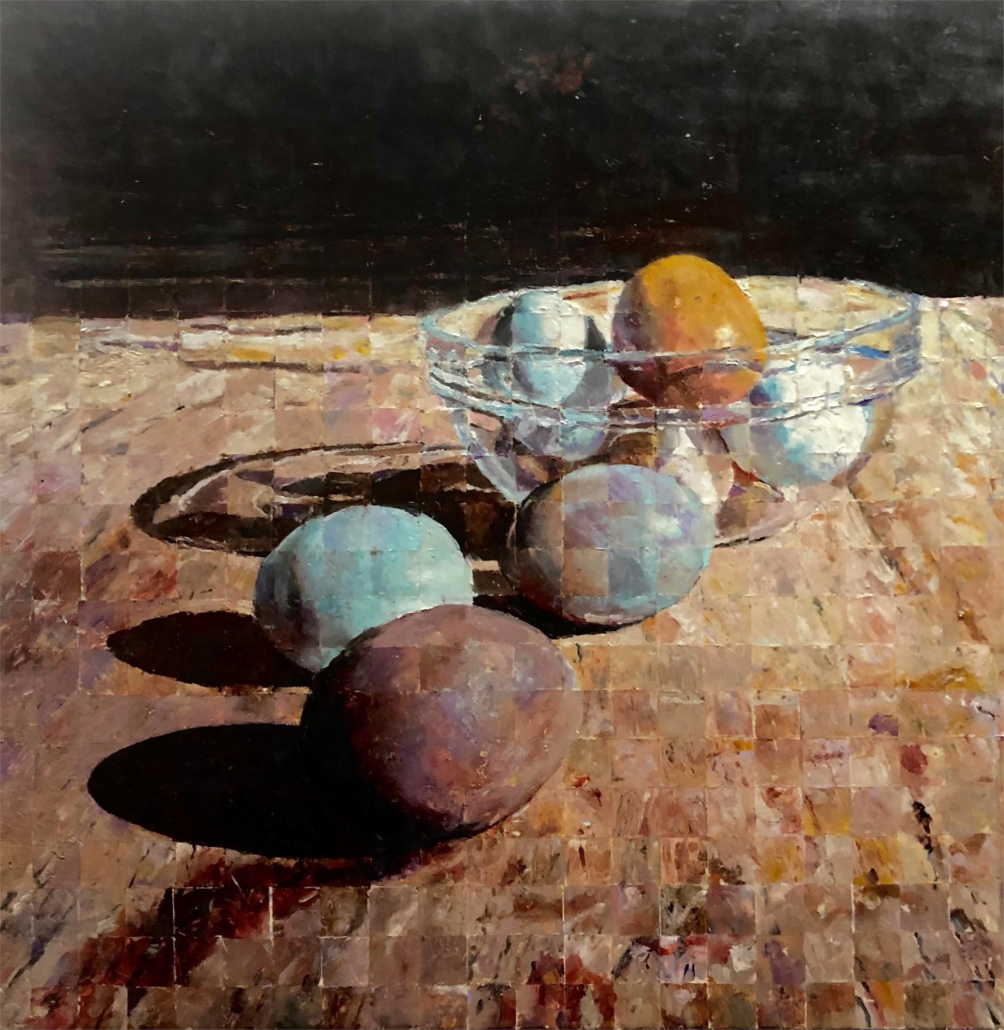 Los Huevos by Mark Gaskin