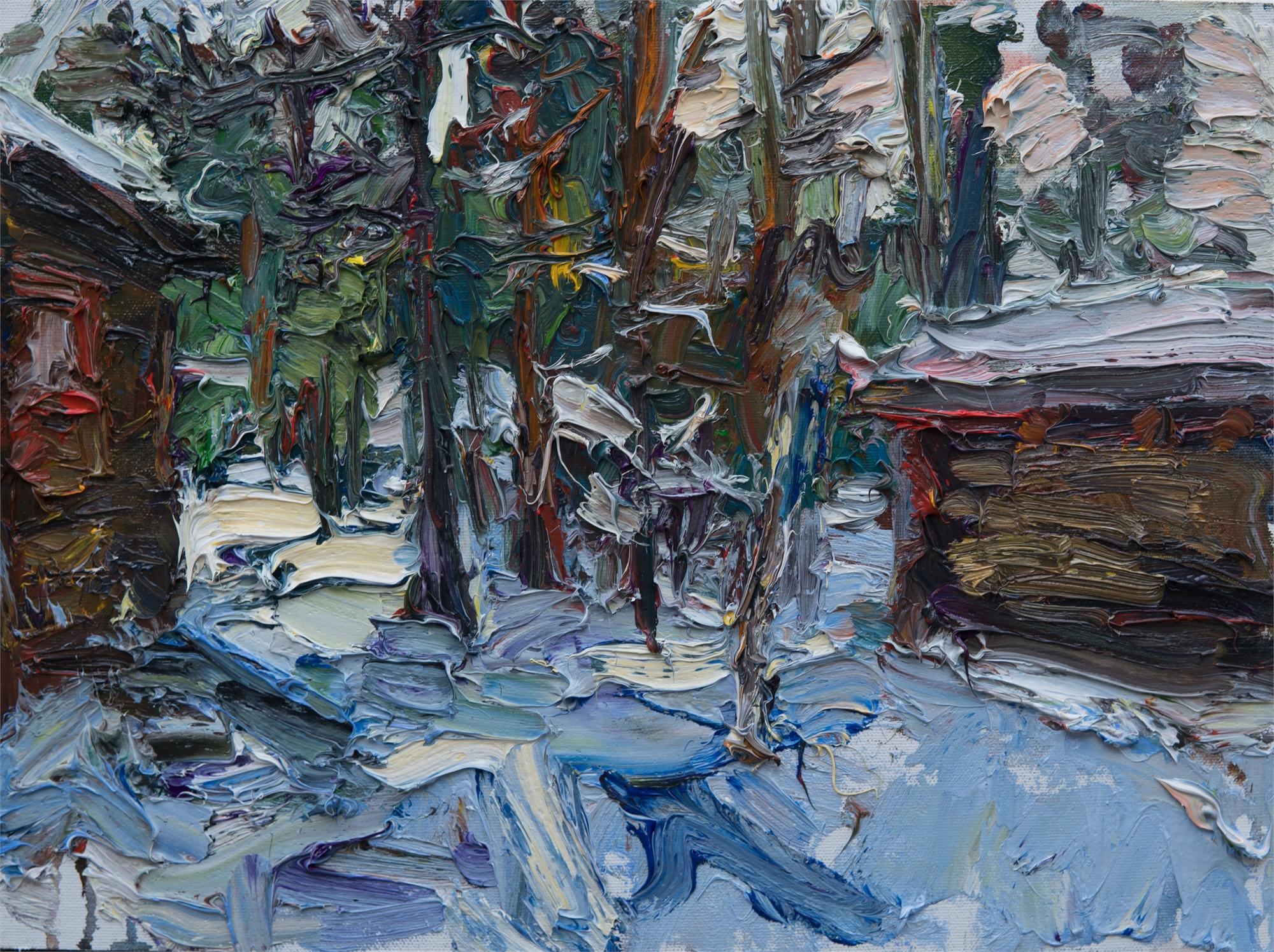My Cabin: Winter in Finland by Ulrich Gleiter