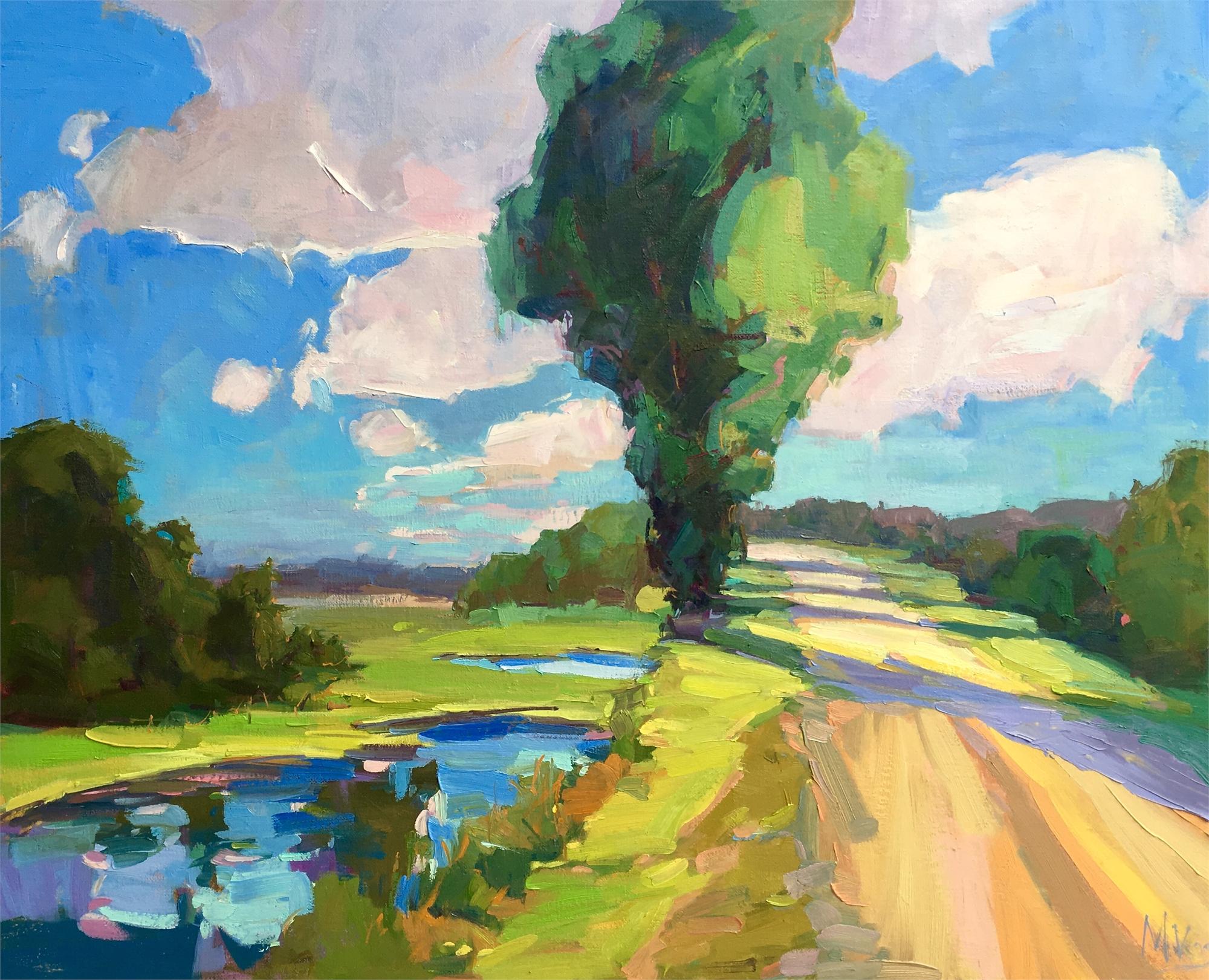 Crossing Paths by Marissa Vogl