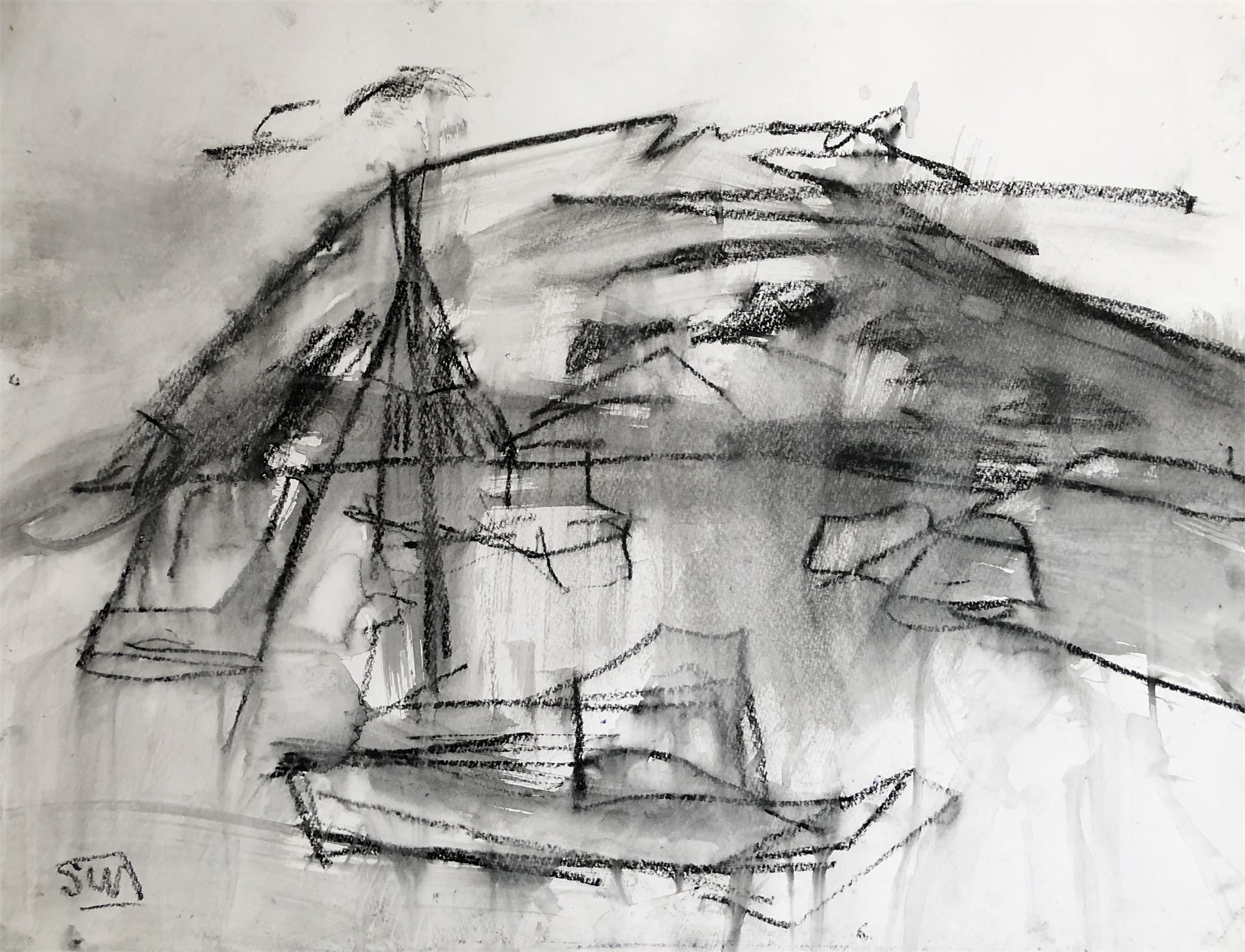 Monhegan I by Susan Altman