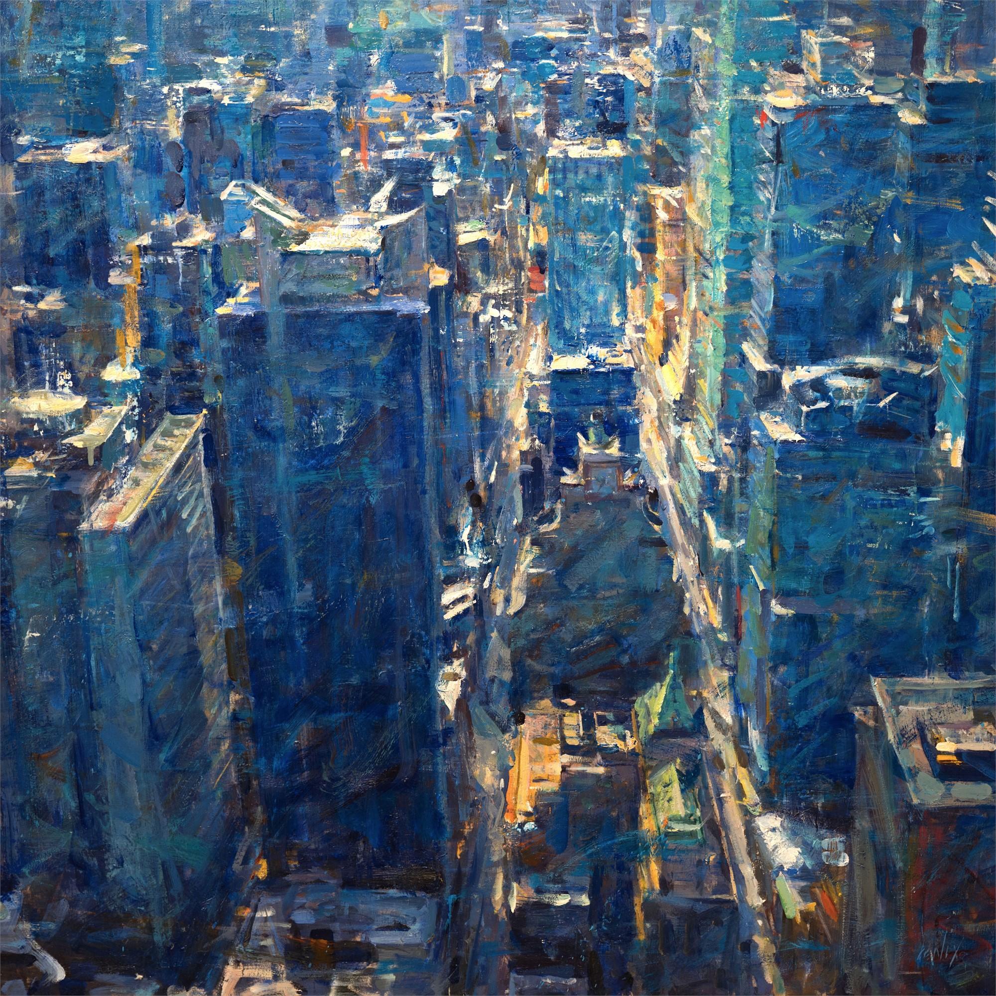 New York II by Derek Penix