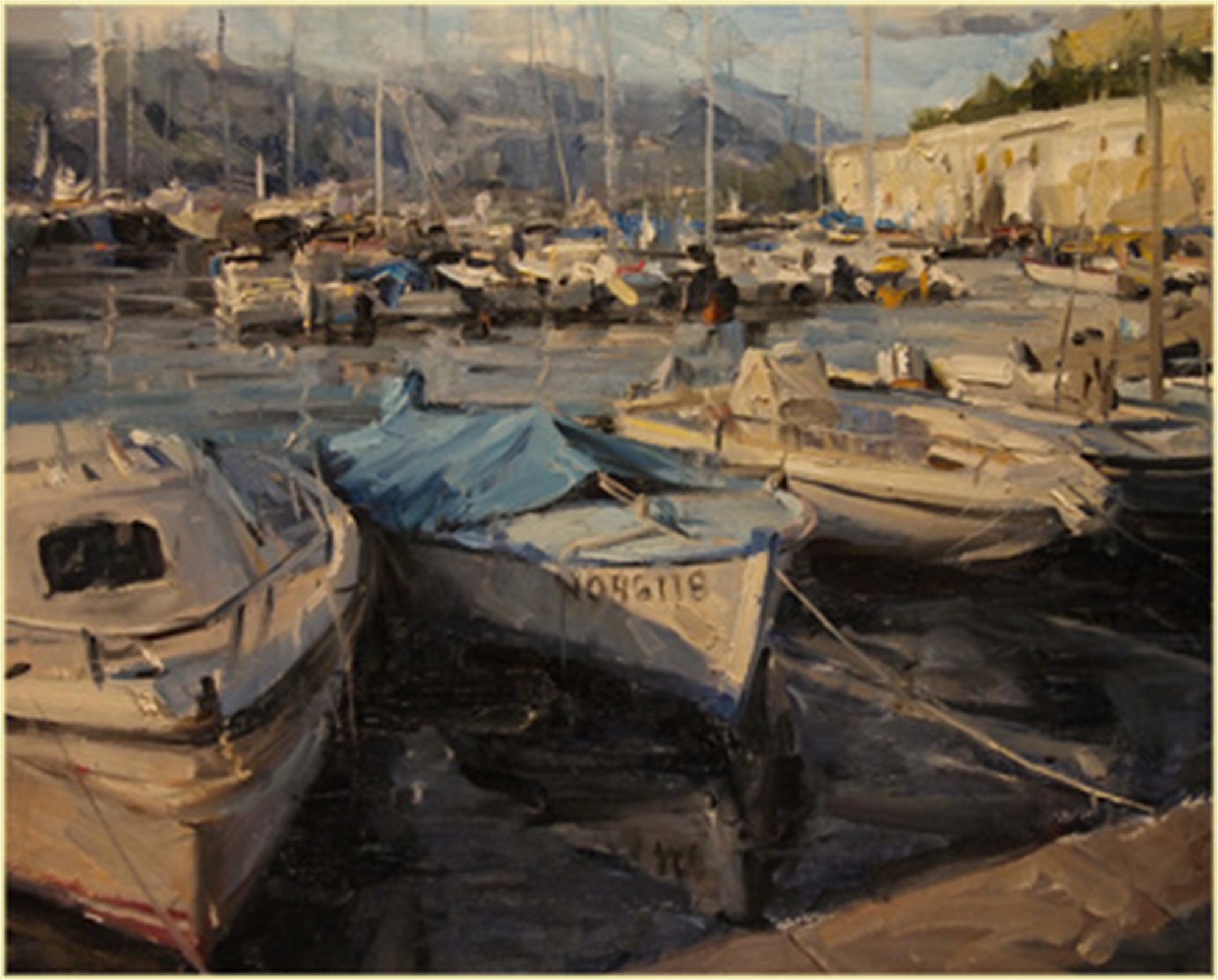 French Harbor by Derek Penix