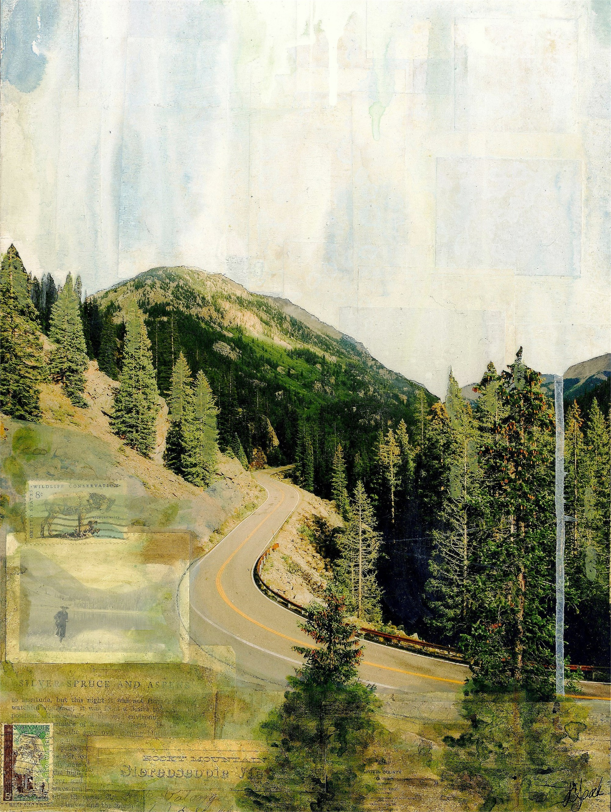 Road to Aspen by JC Spock