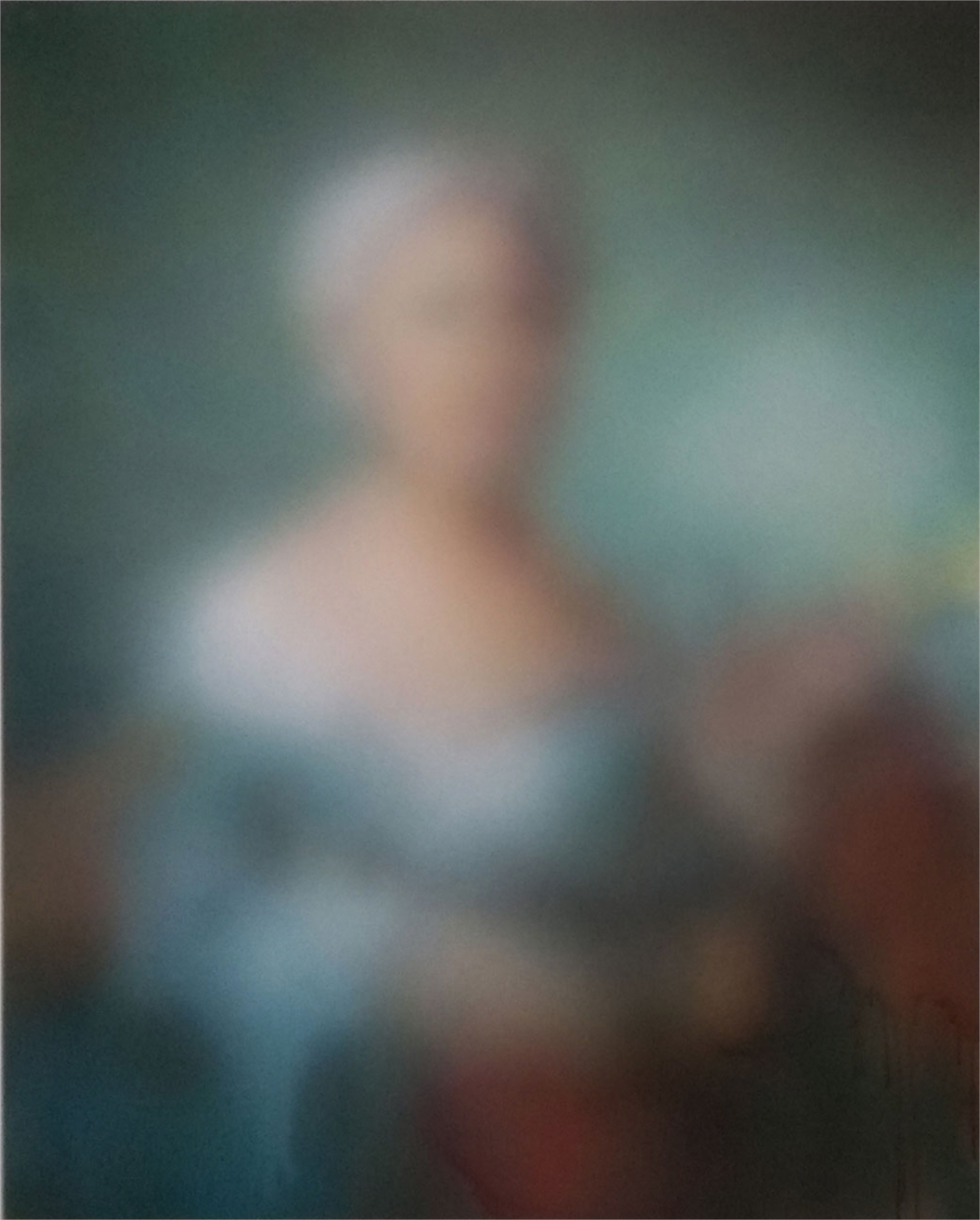 Portrait of a Lady 5 by Miaz Brothers