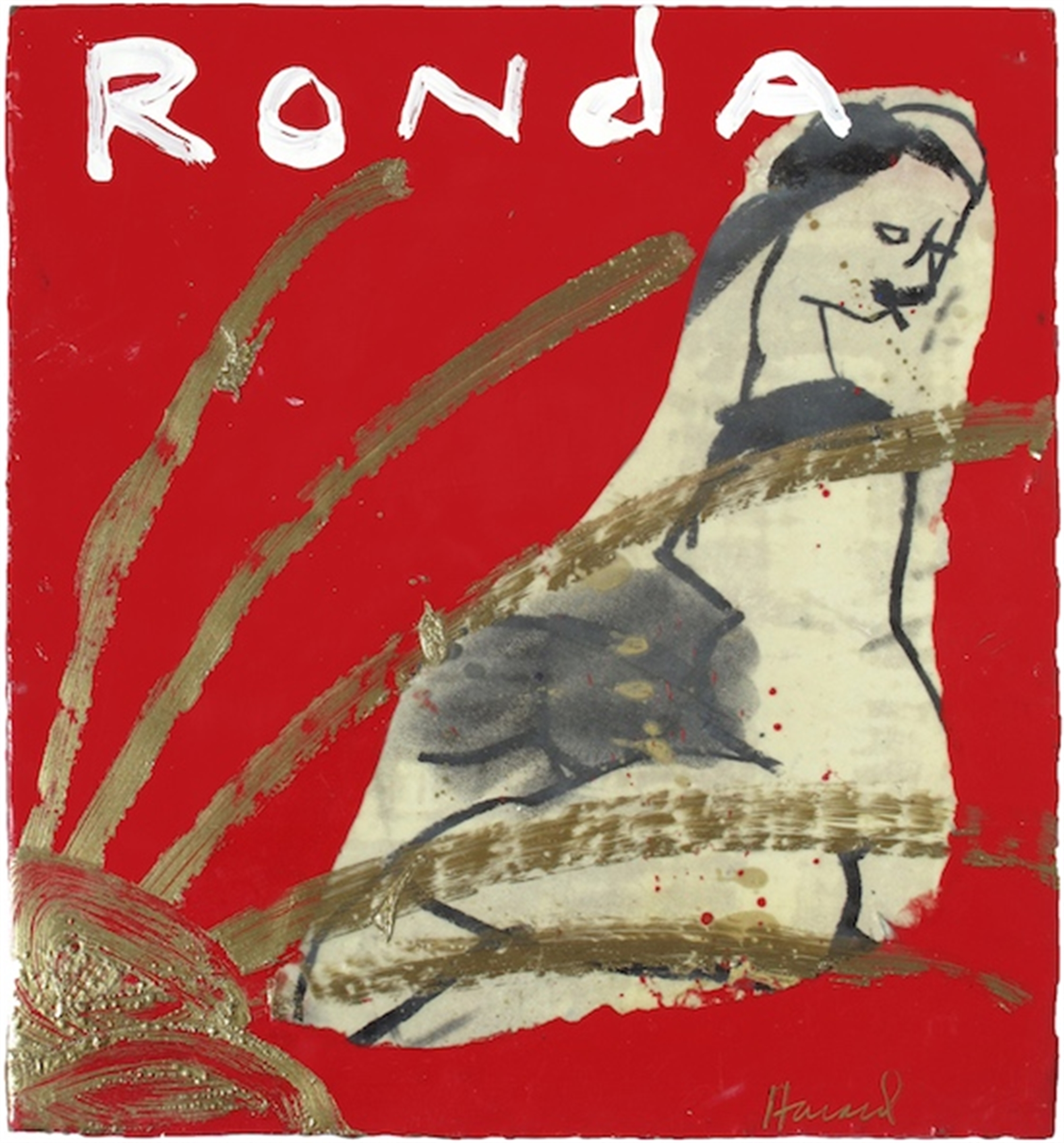 Red Ronda by James Havard