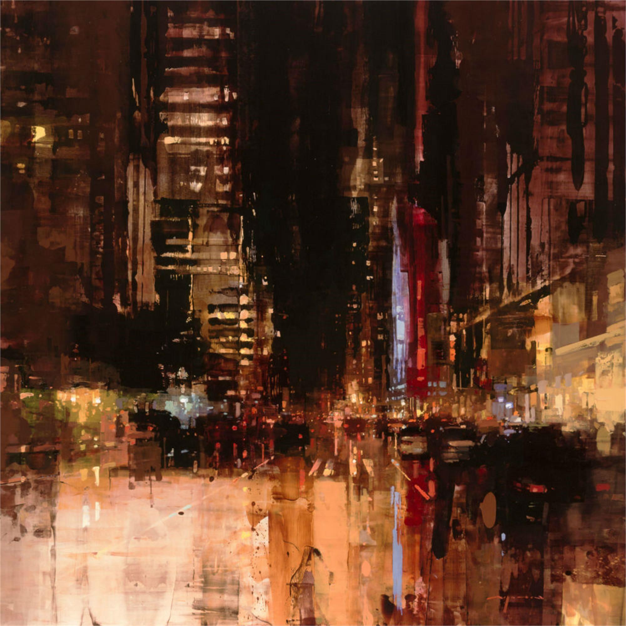 NYC 26 by Jeremy Mann