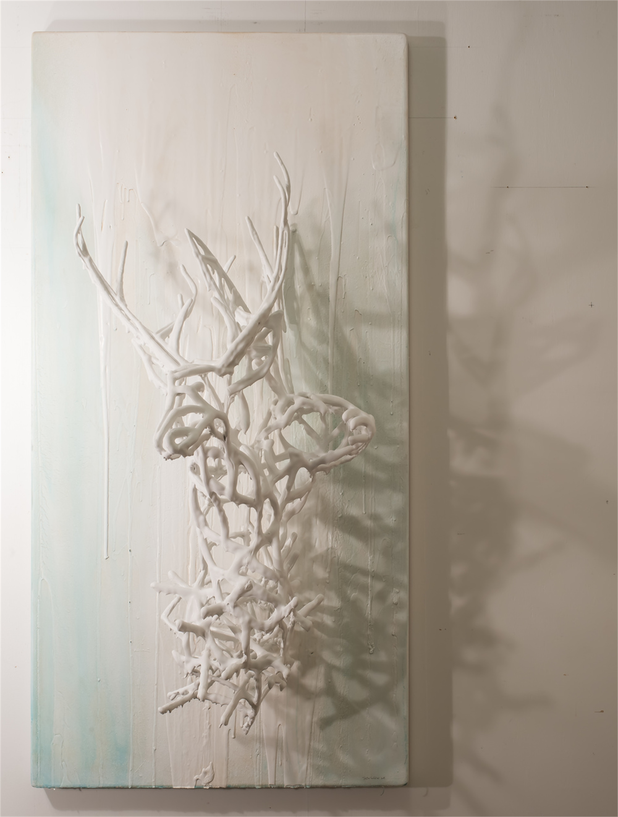 STAG-RABBIT by JUSTIN GAFFREY