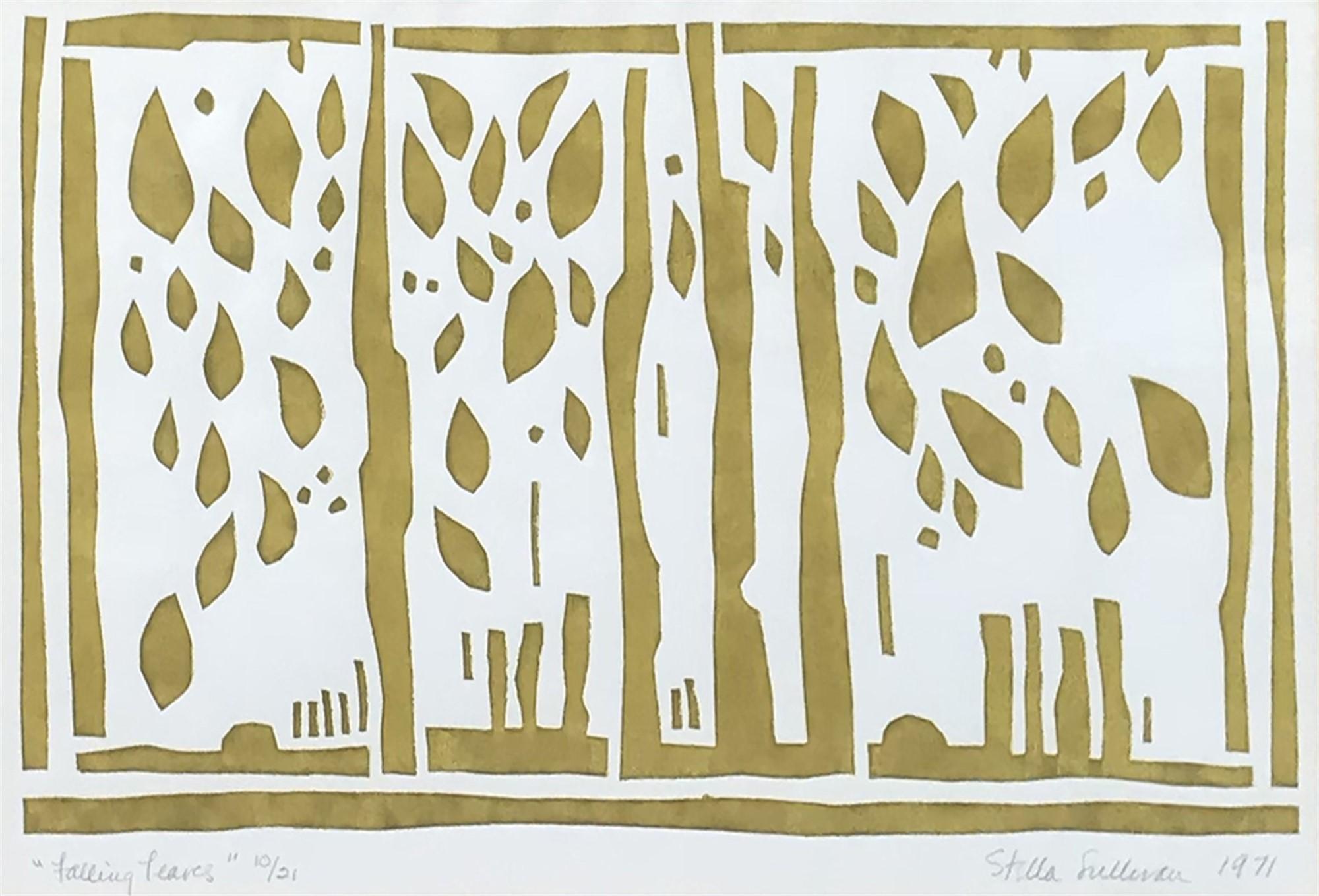 Falling Leaves by Stella Sullivan - Prints