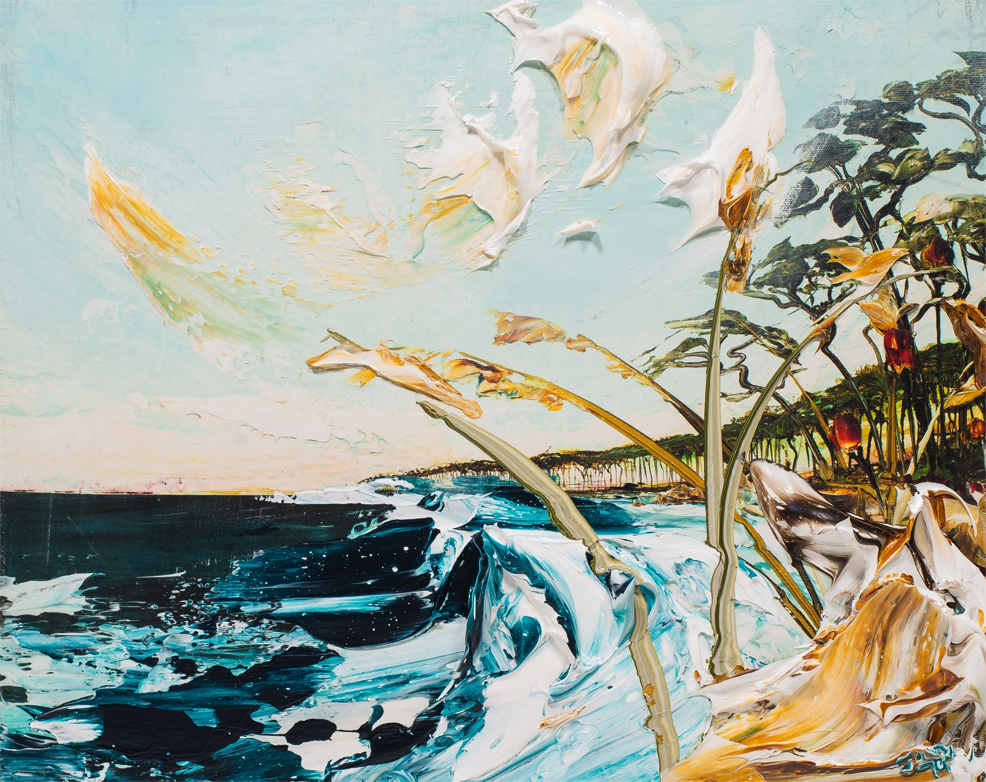 SEASCAPE HPAE 21/50 by Justin Gaffrey