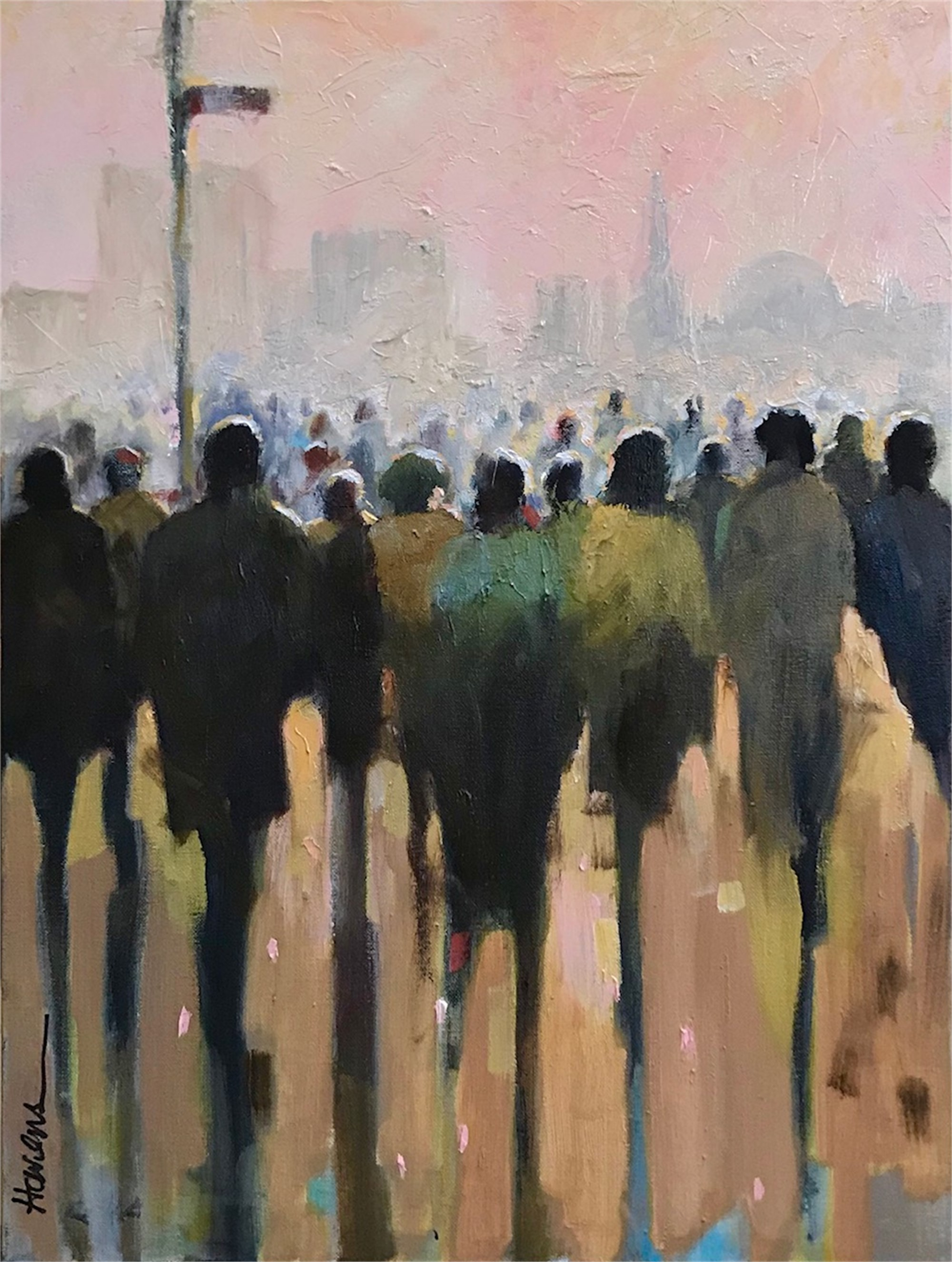 Gathered by Betsy Havens
