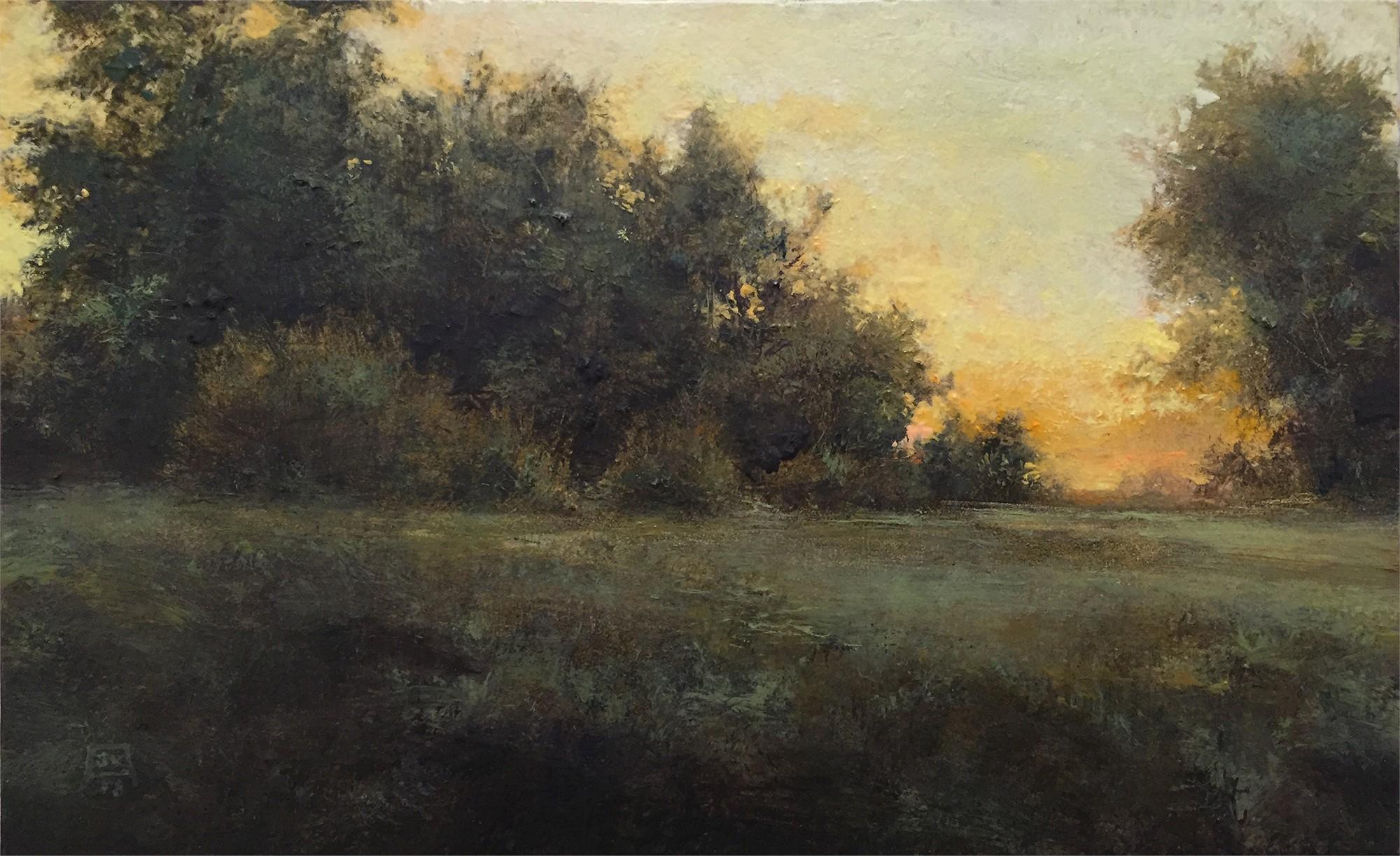 Cool Morning: Walker Ridge by Shawn Krueger