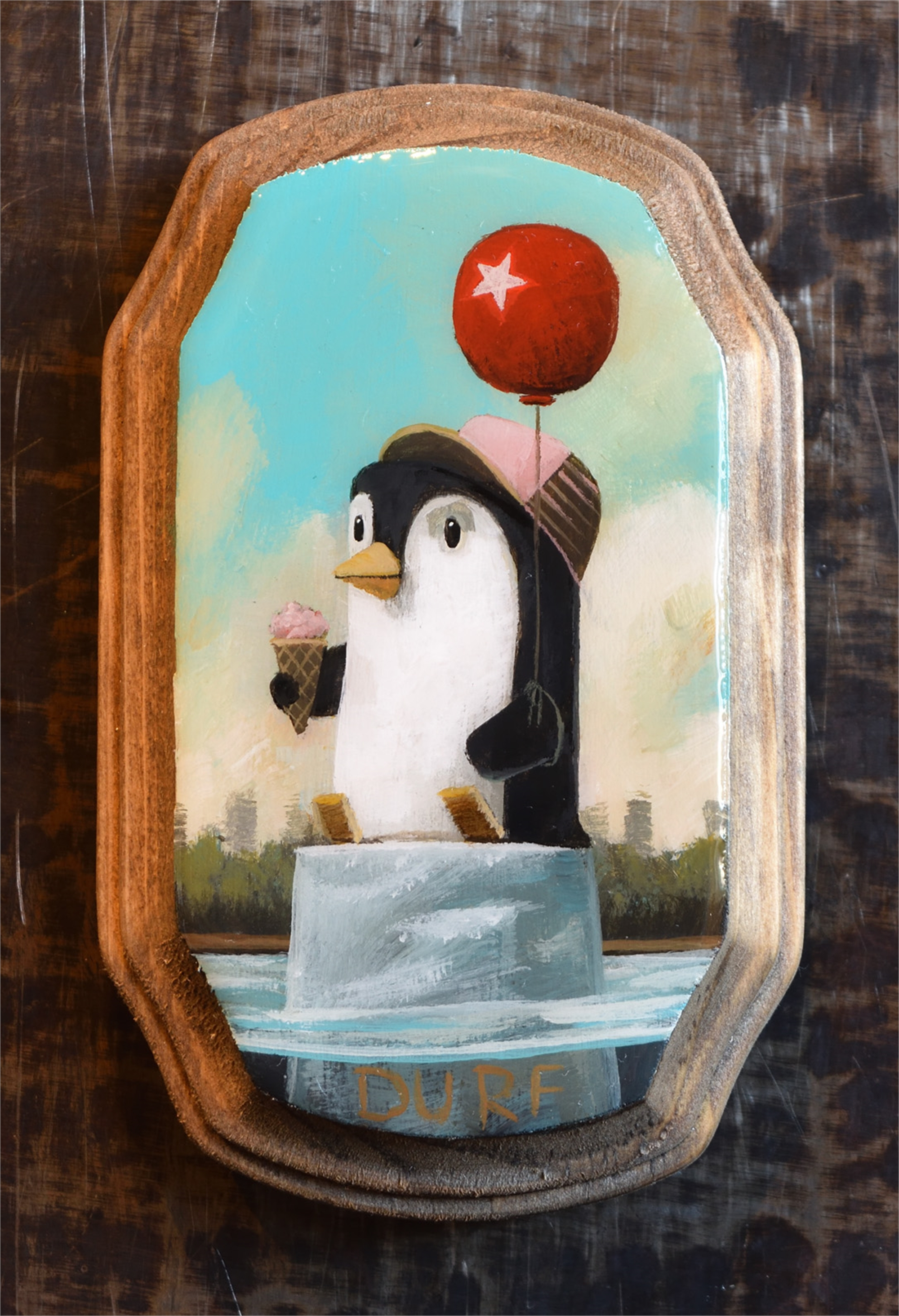 Penguin Sorbet by Nathan Durfee