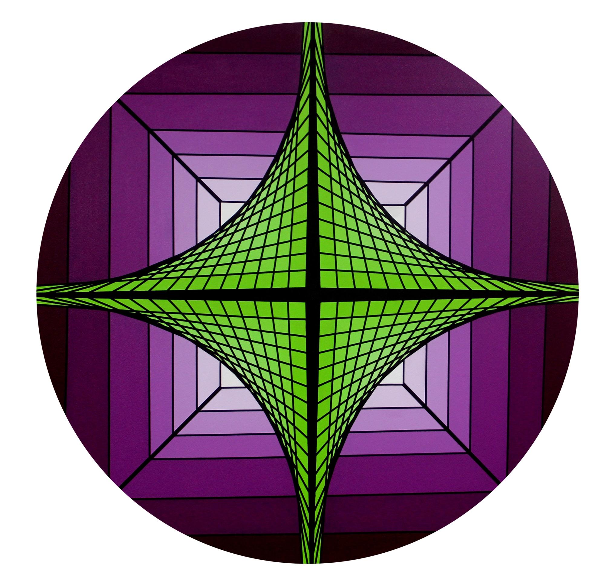 Acid Green Dream by Eric Ockrassa
