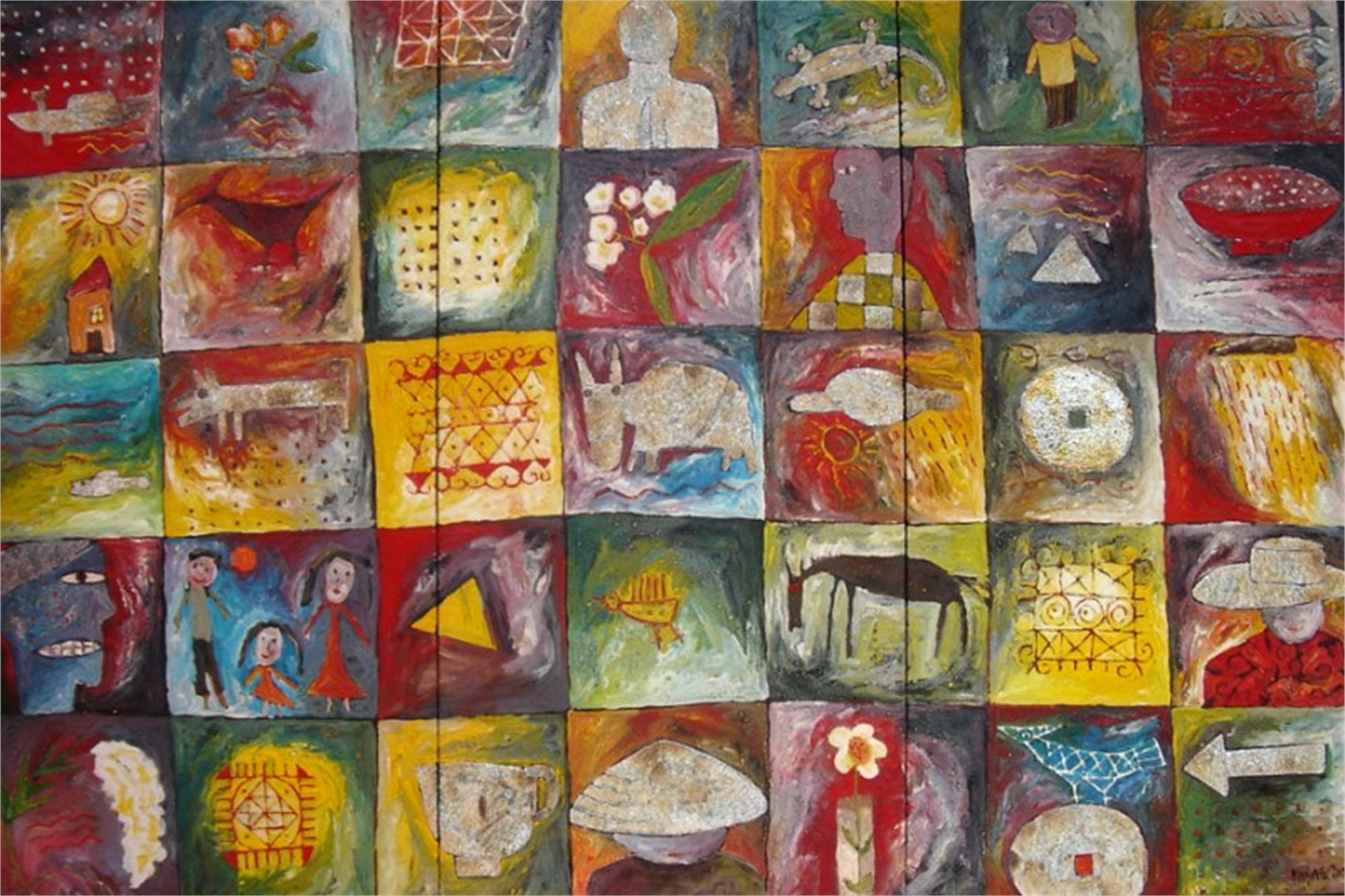 Cycle of Life V by Hoang Thanh Vinh Phong