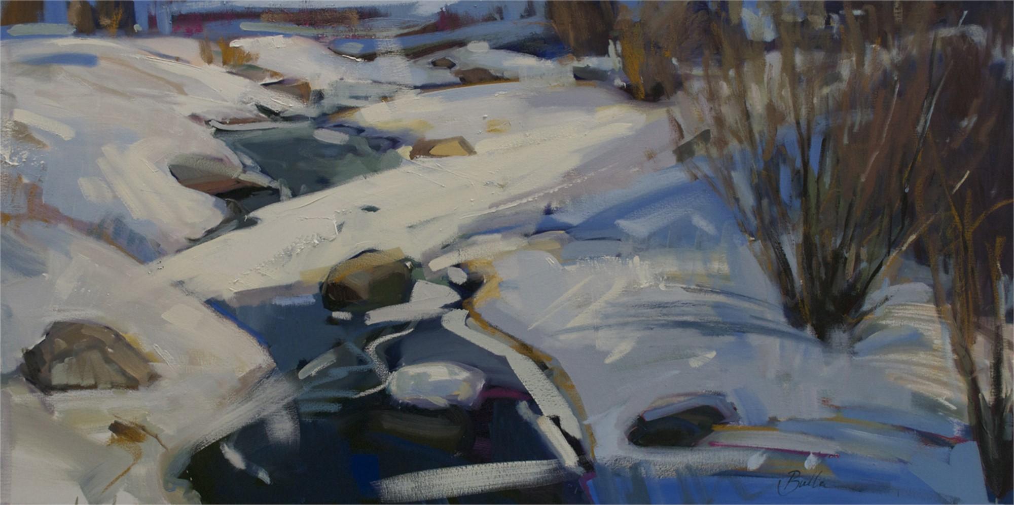 Snowy Day by Samantha Buller