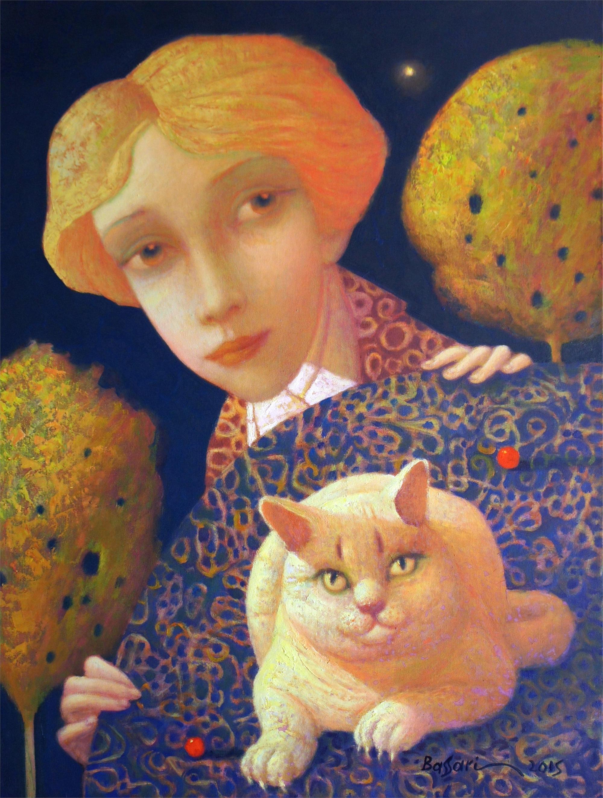 Silence by Sasha Bassari