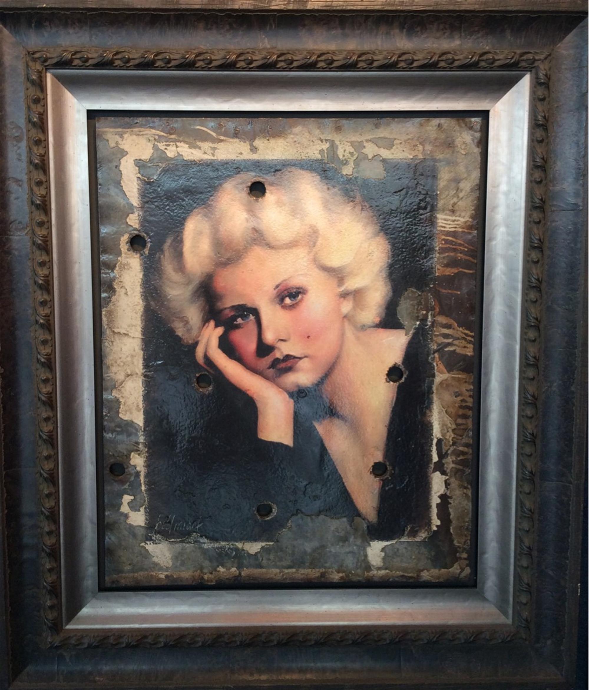 Jean Harlow by Bill Mack