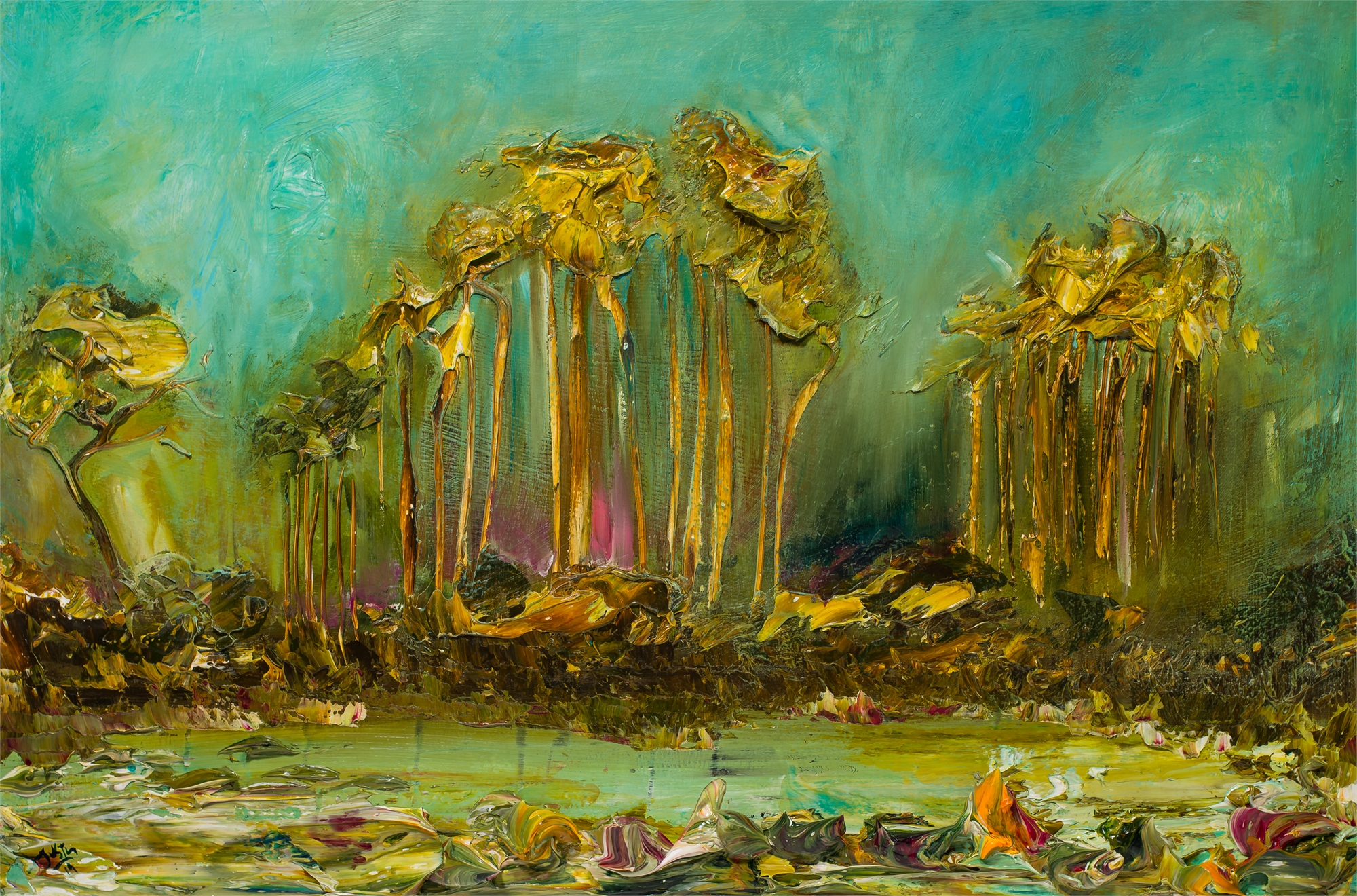 LAKESCAPE LS36X24-2019-093 by Justin Gaffrey