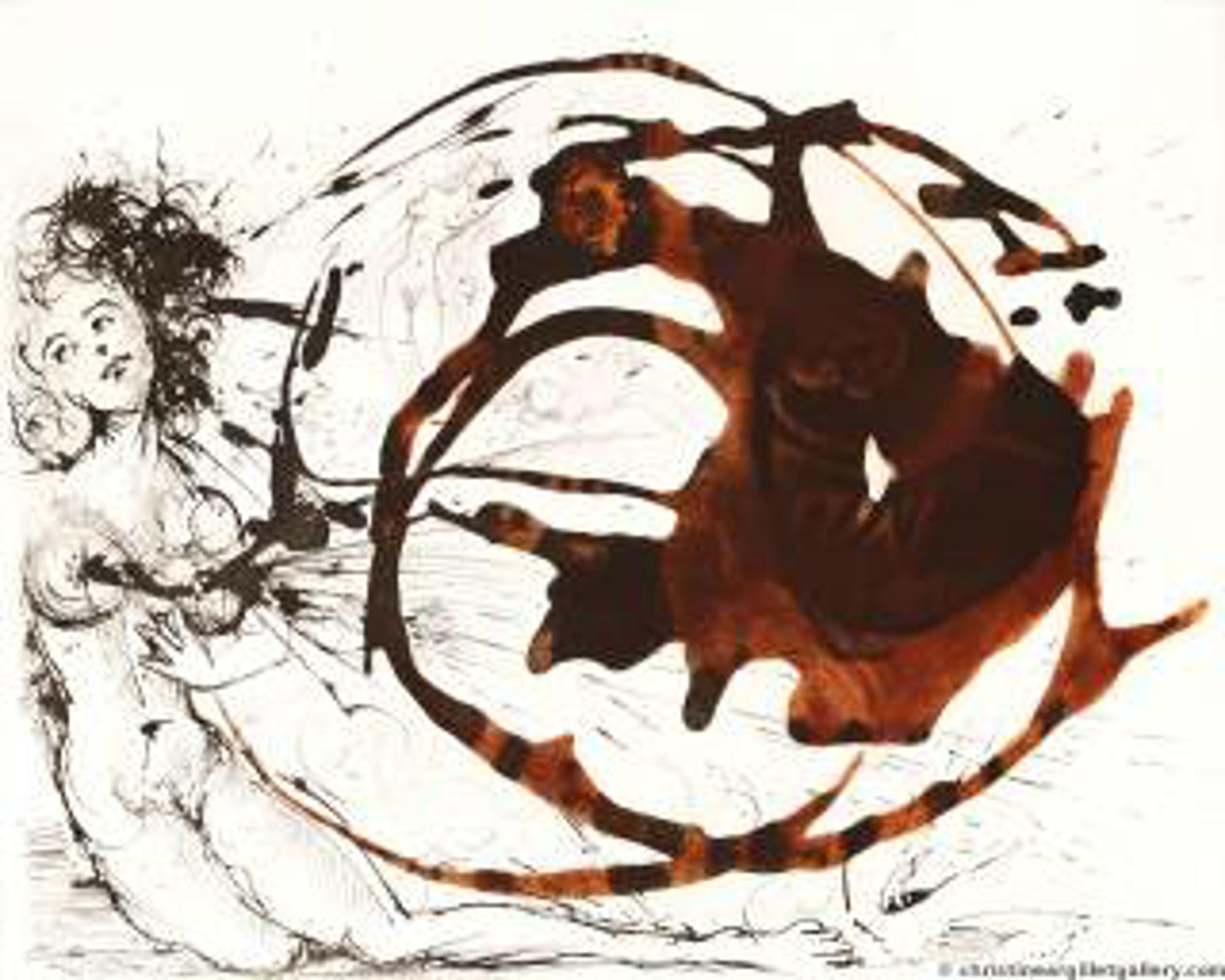 """Mythology """"Milky Way"""" by Salvador Dali"""