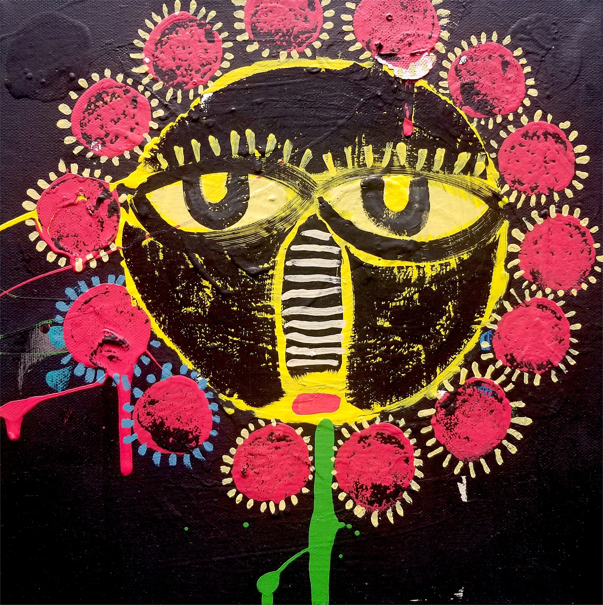 Black Rose by Laura Castellanos