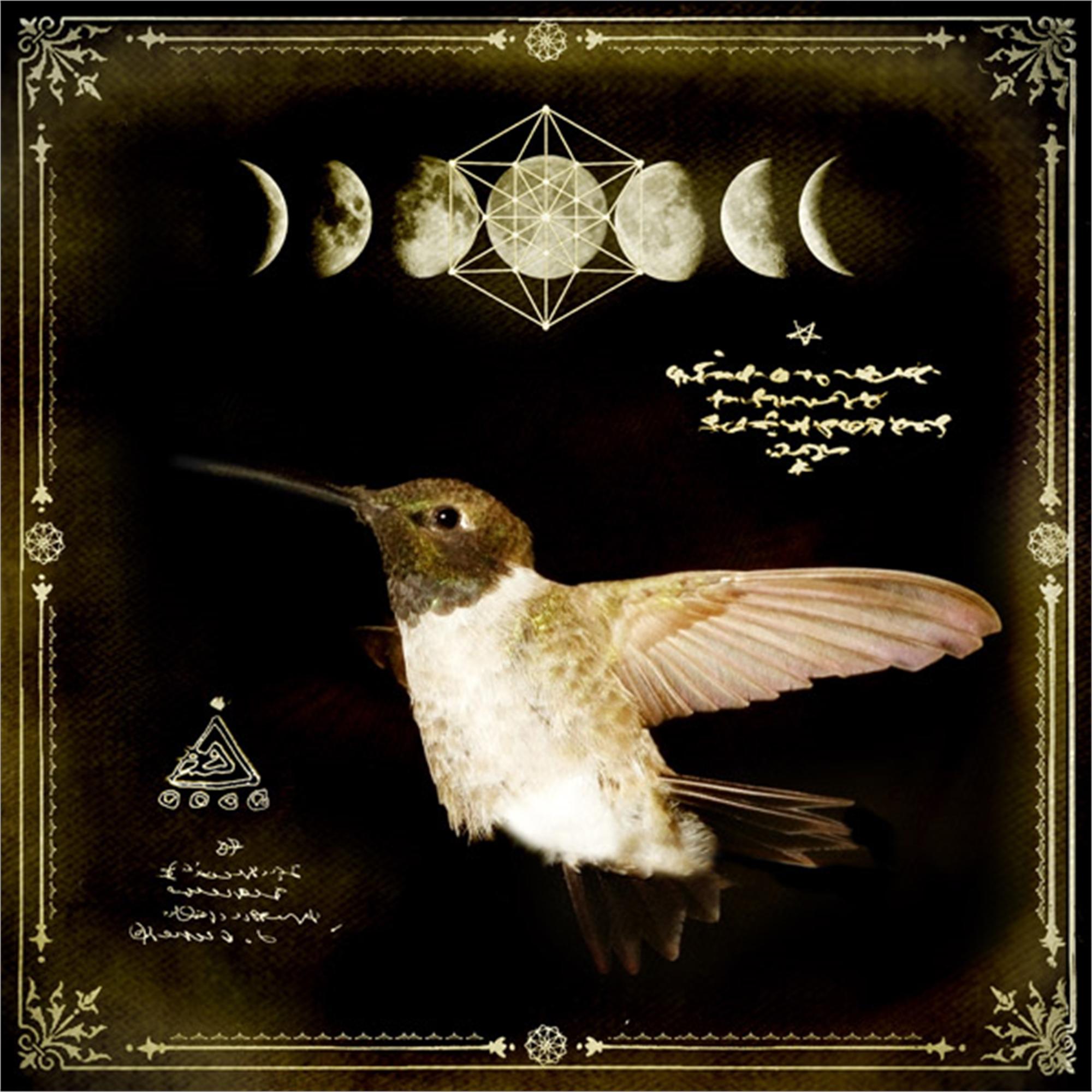 Divine Messenger 33 by Yuko Ishii