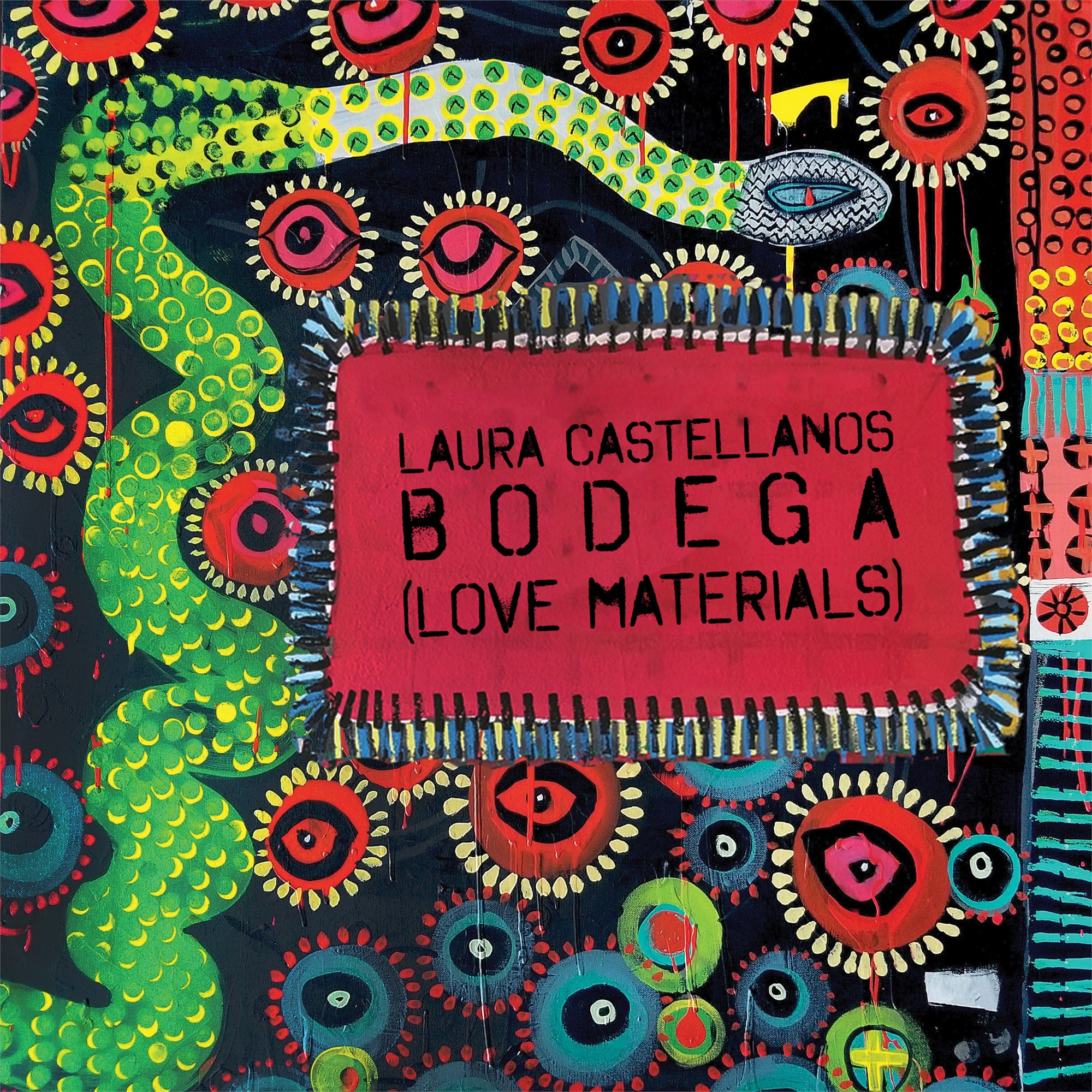 BODEGA (Love Materials) | exhibition catalog by Laura Castellanos