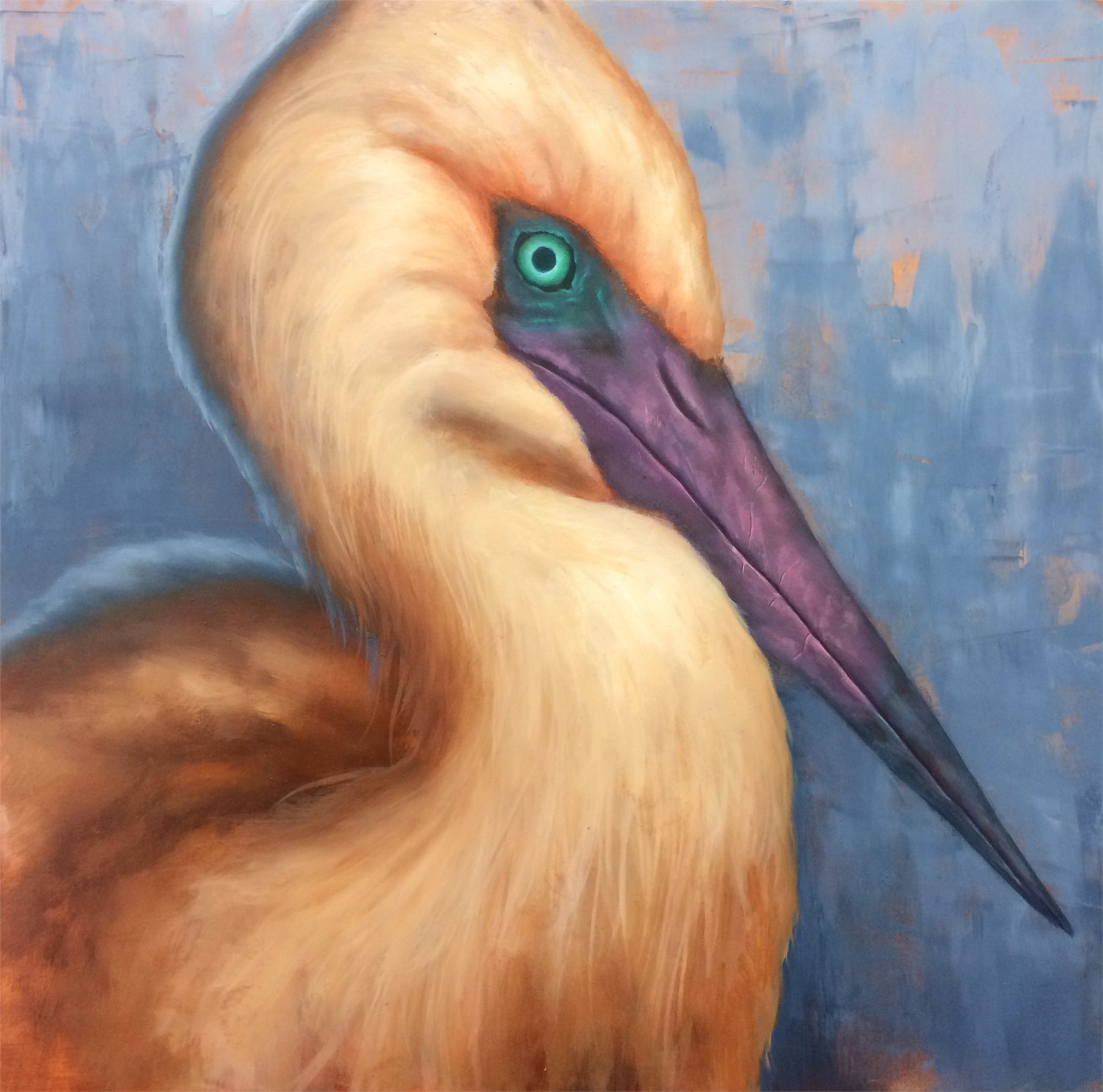 Egret Morph by Cody Jimenez