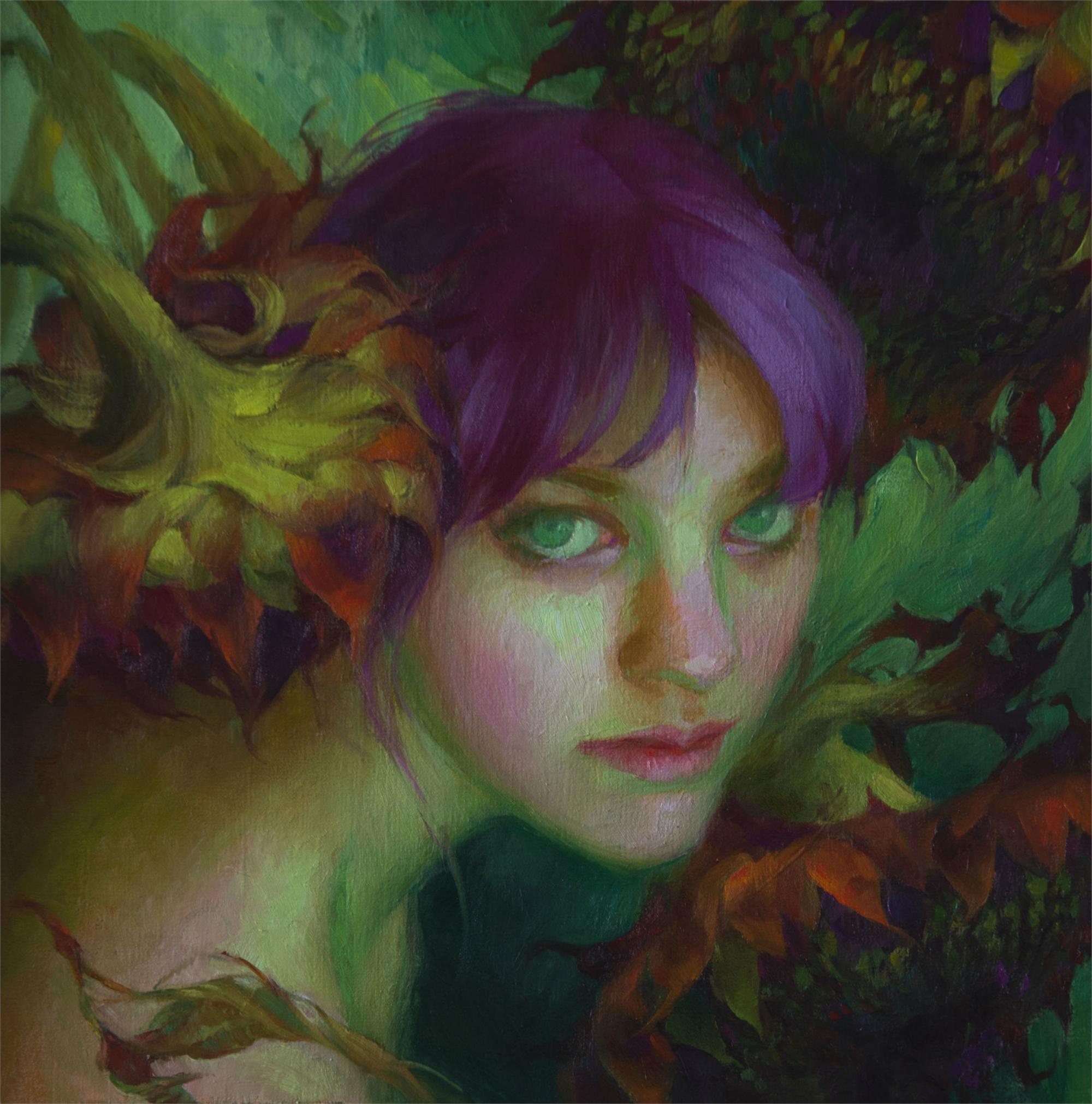 Sunflower by Adrienne Stein