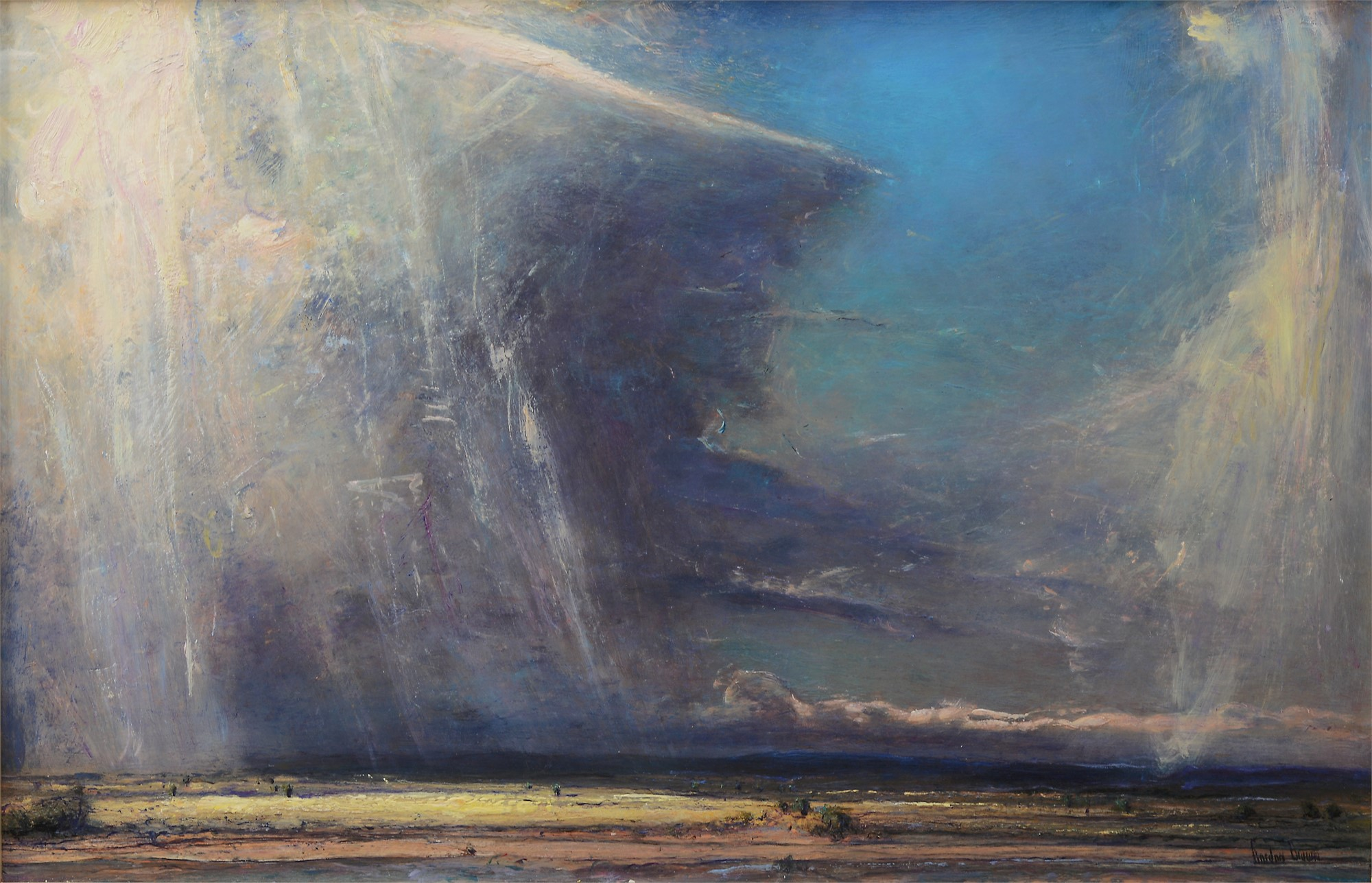 The Edge of the Storm by Gordon Brown