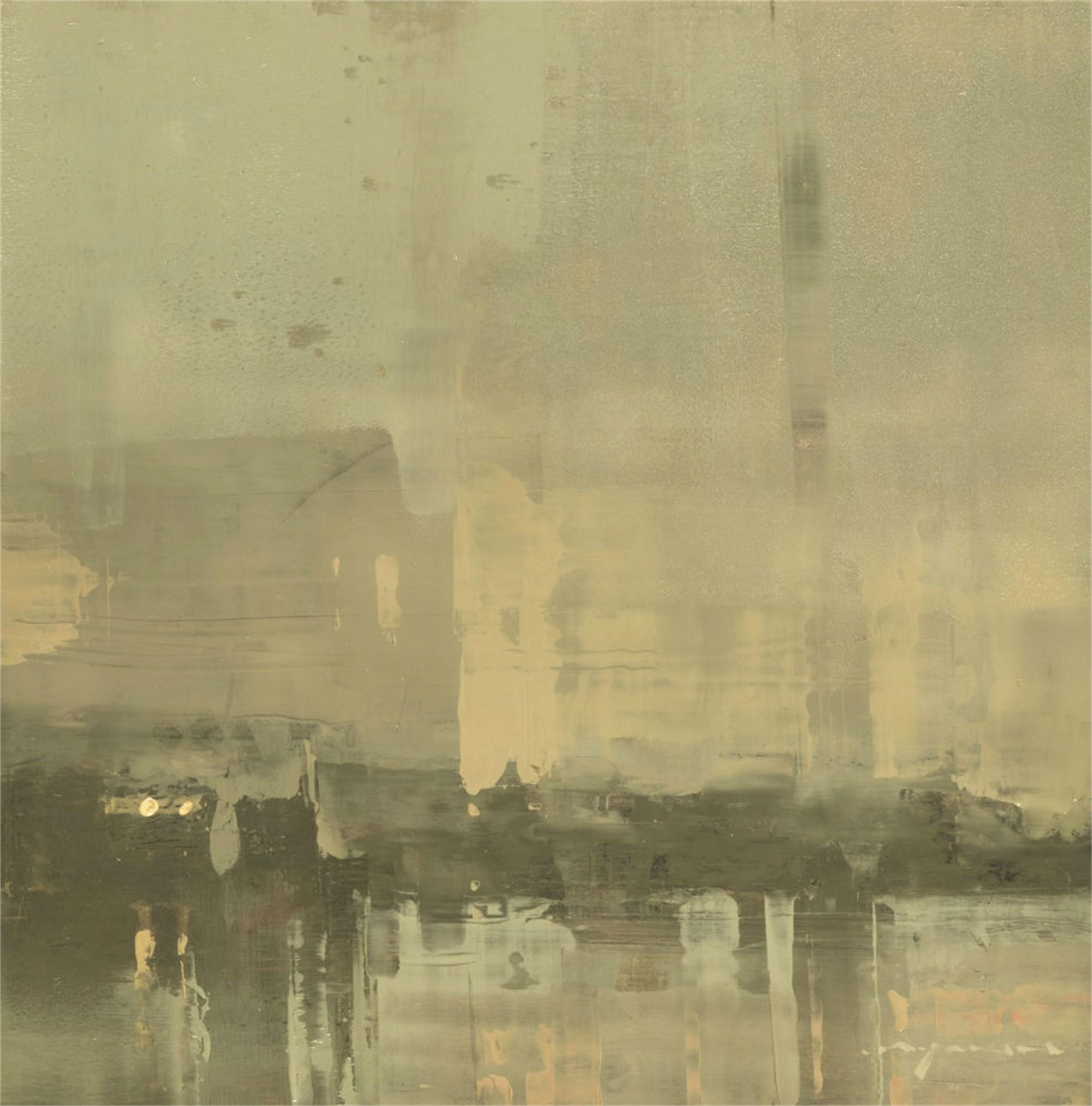Cityscape - Composed Form Study No. 22 by Jeremy Mann