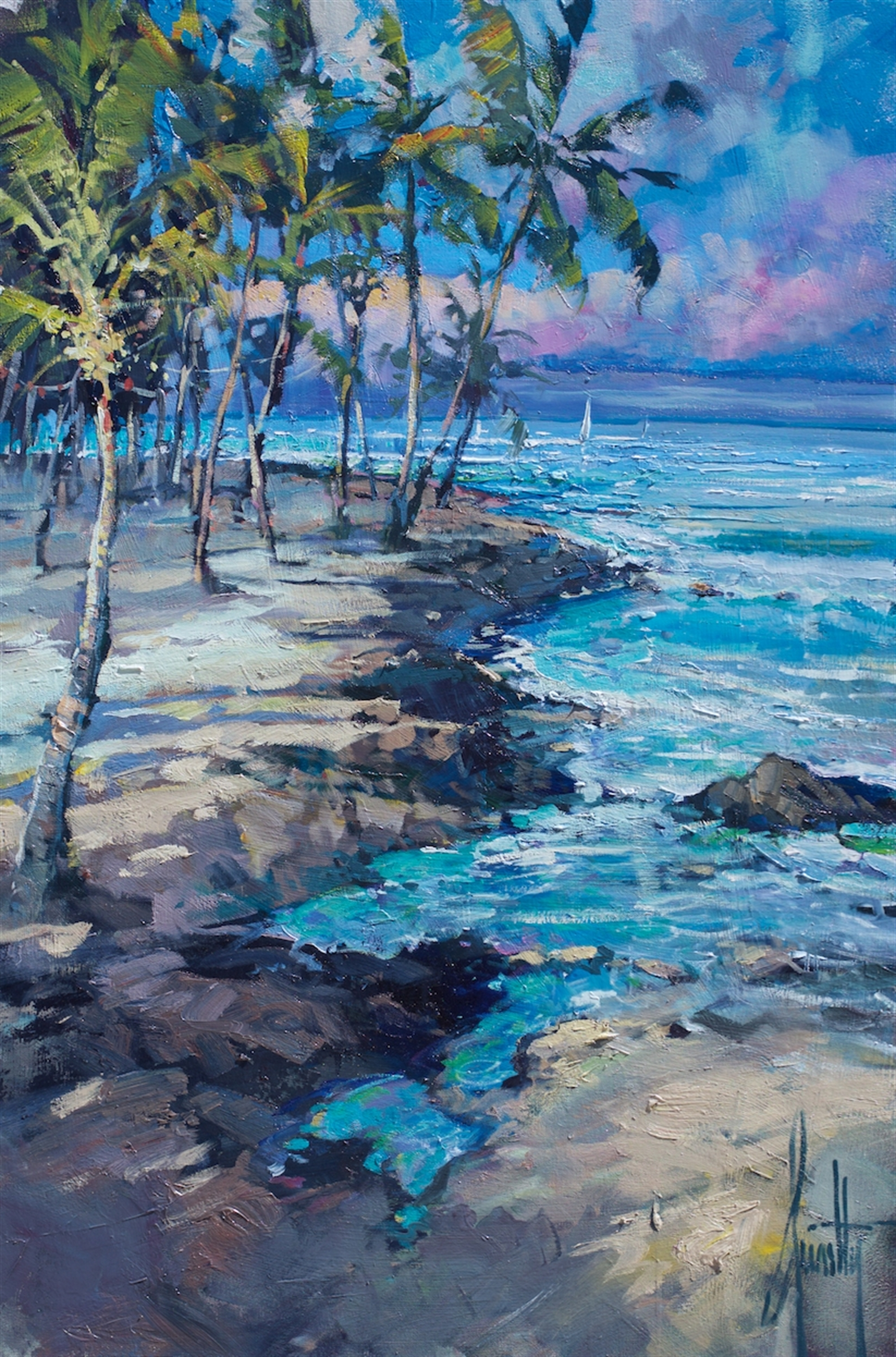 Paradise by Steven Quartly