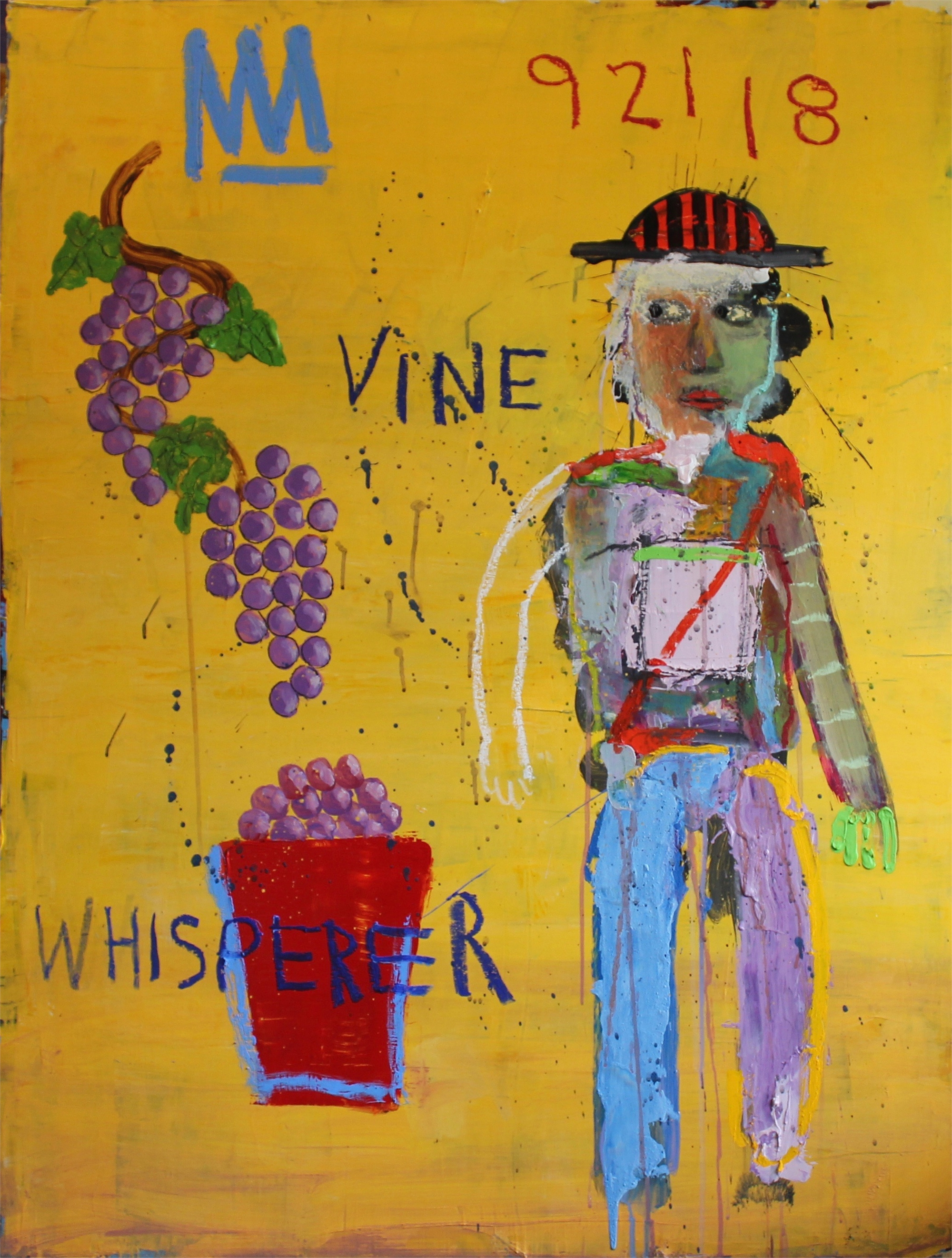 Vine Whisperer by Michael Snodgrass
